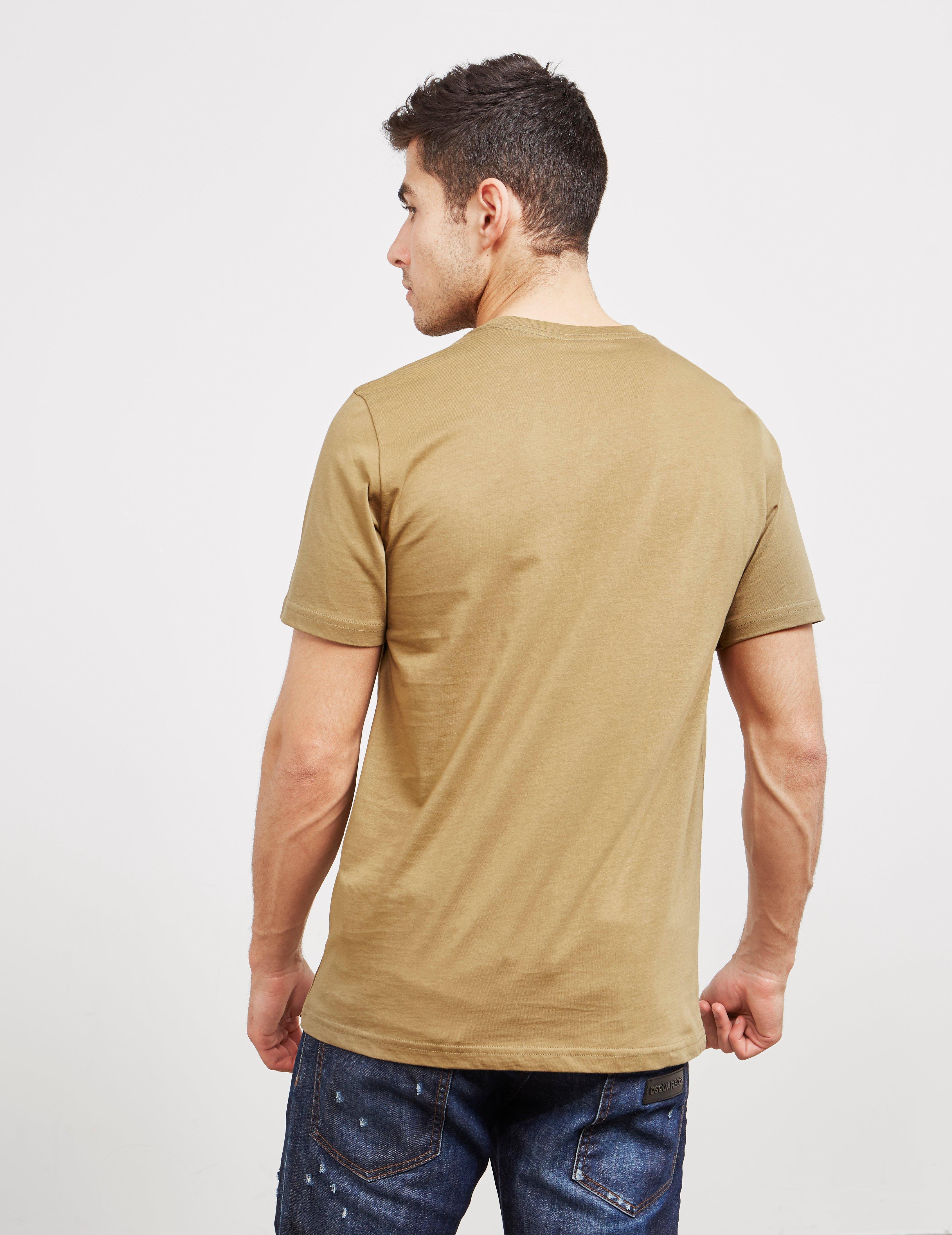 9b7b3d3d1 PS by Paul Smith - Basic Zebra Short Sleeve T-shirt Green for Men -. View  fullscreen