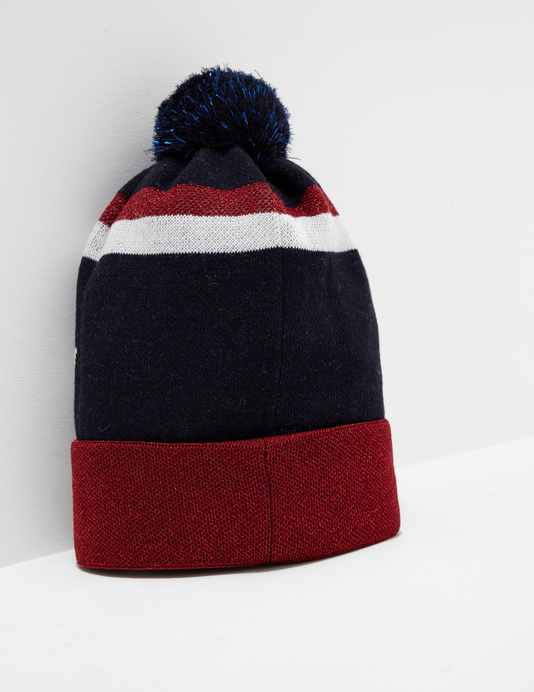 Womens Chunky Beanie Tommy Hilfiger