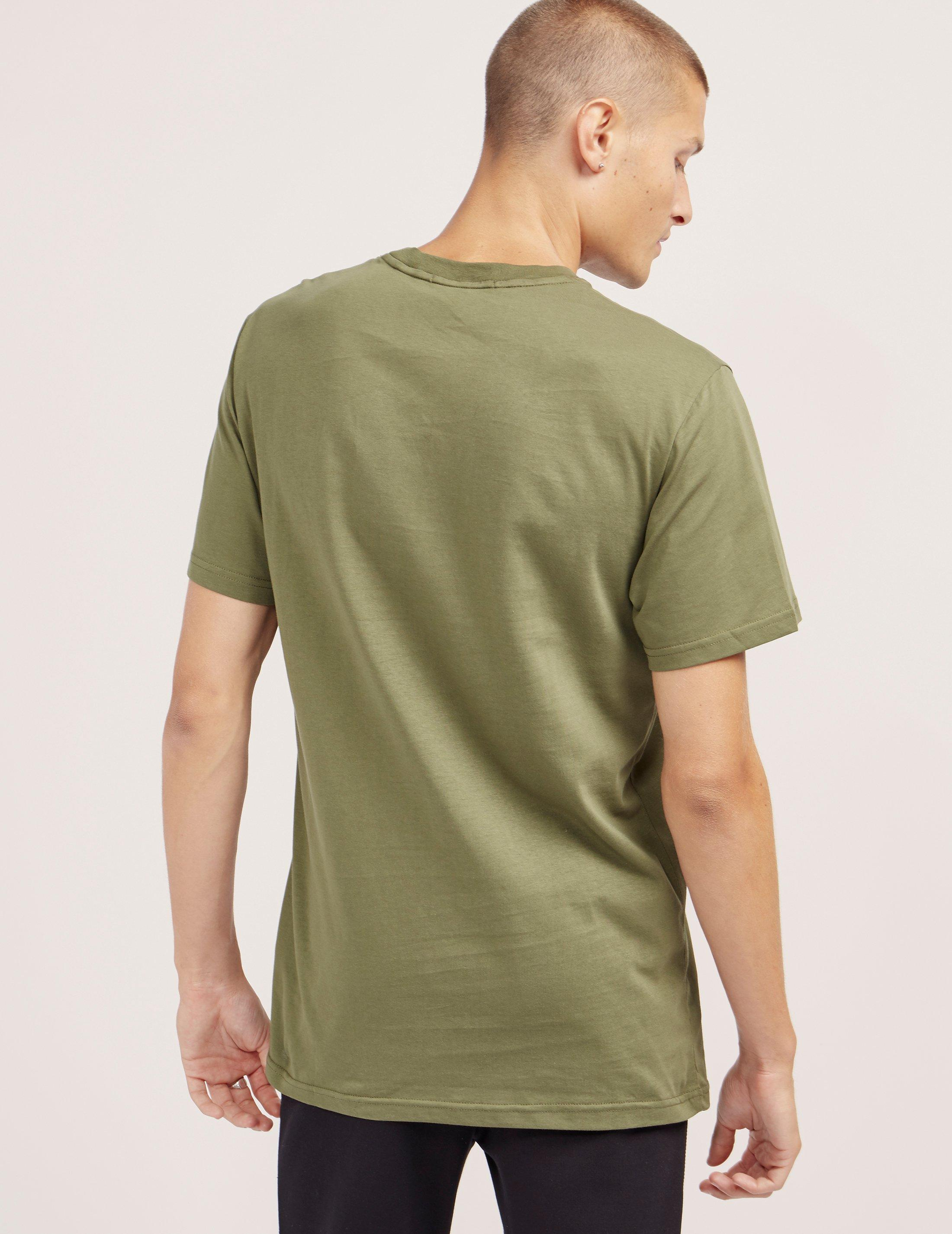 Lyst iuter nepal t shirt in green for men