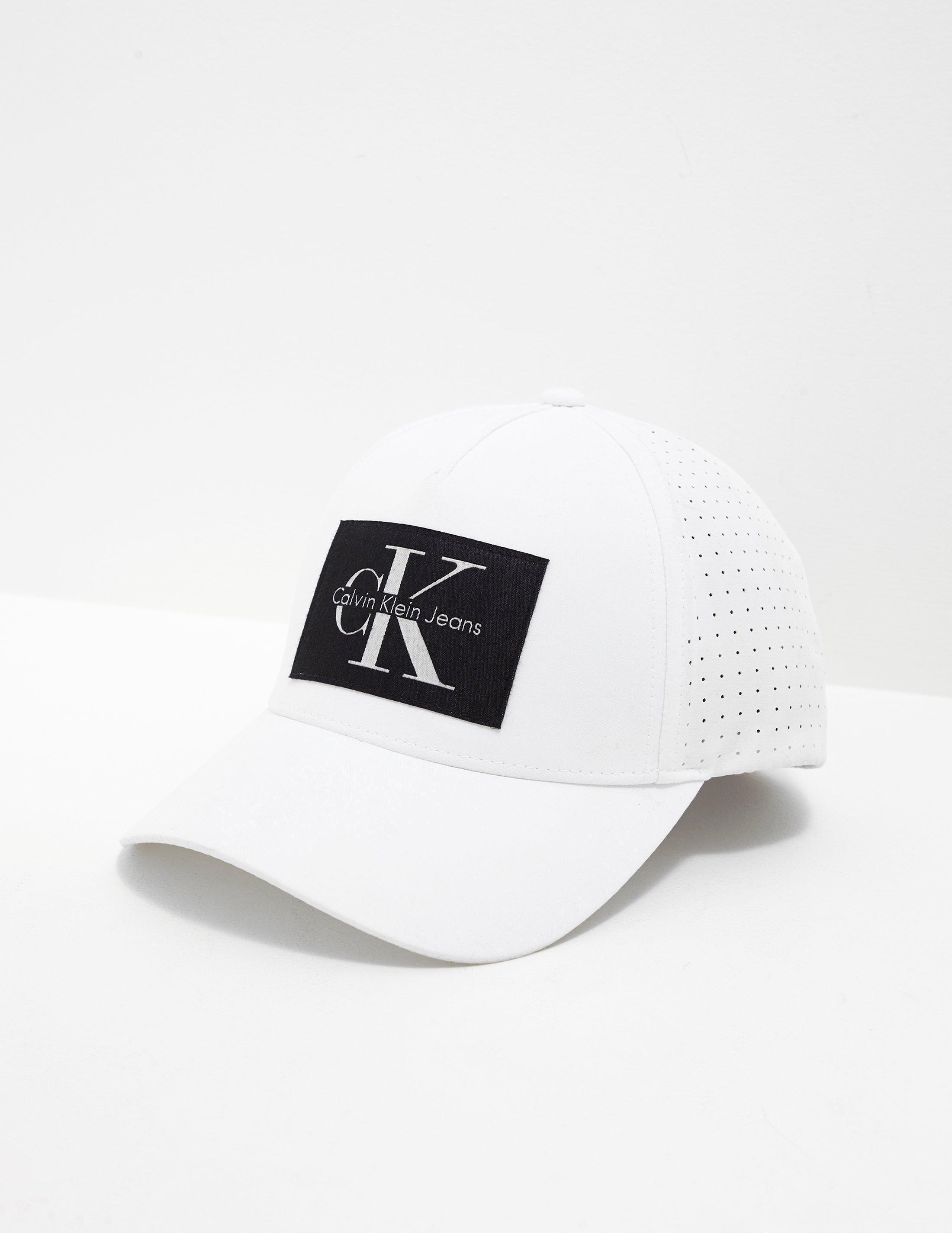 77f569063 Calvin Klein Womens Reissue Cap Cream - Lyst