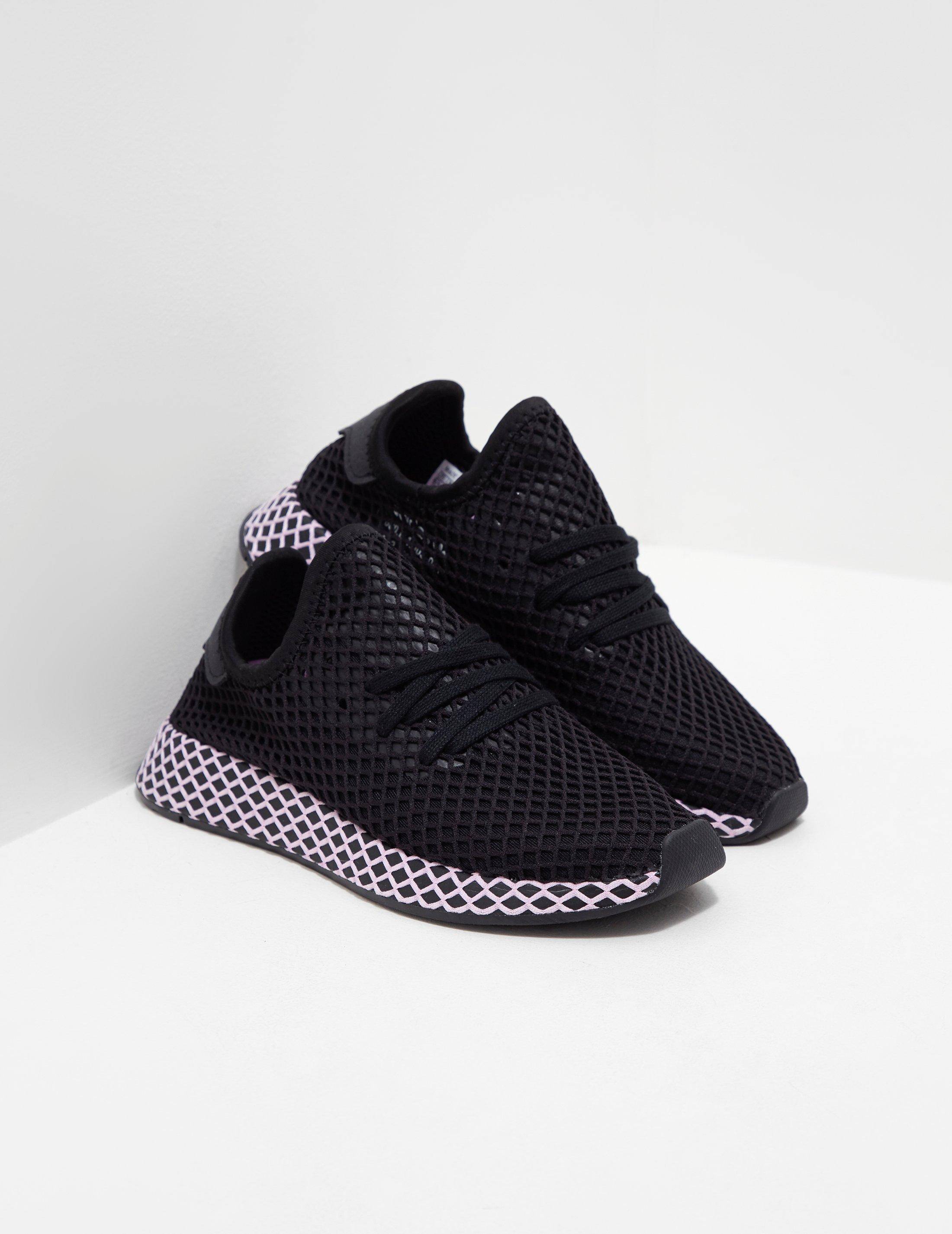 955572f7a0634 Lyst - adidas Originals Womens Deerupt Women s Black in Black