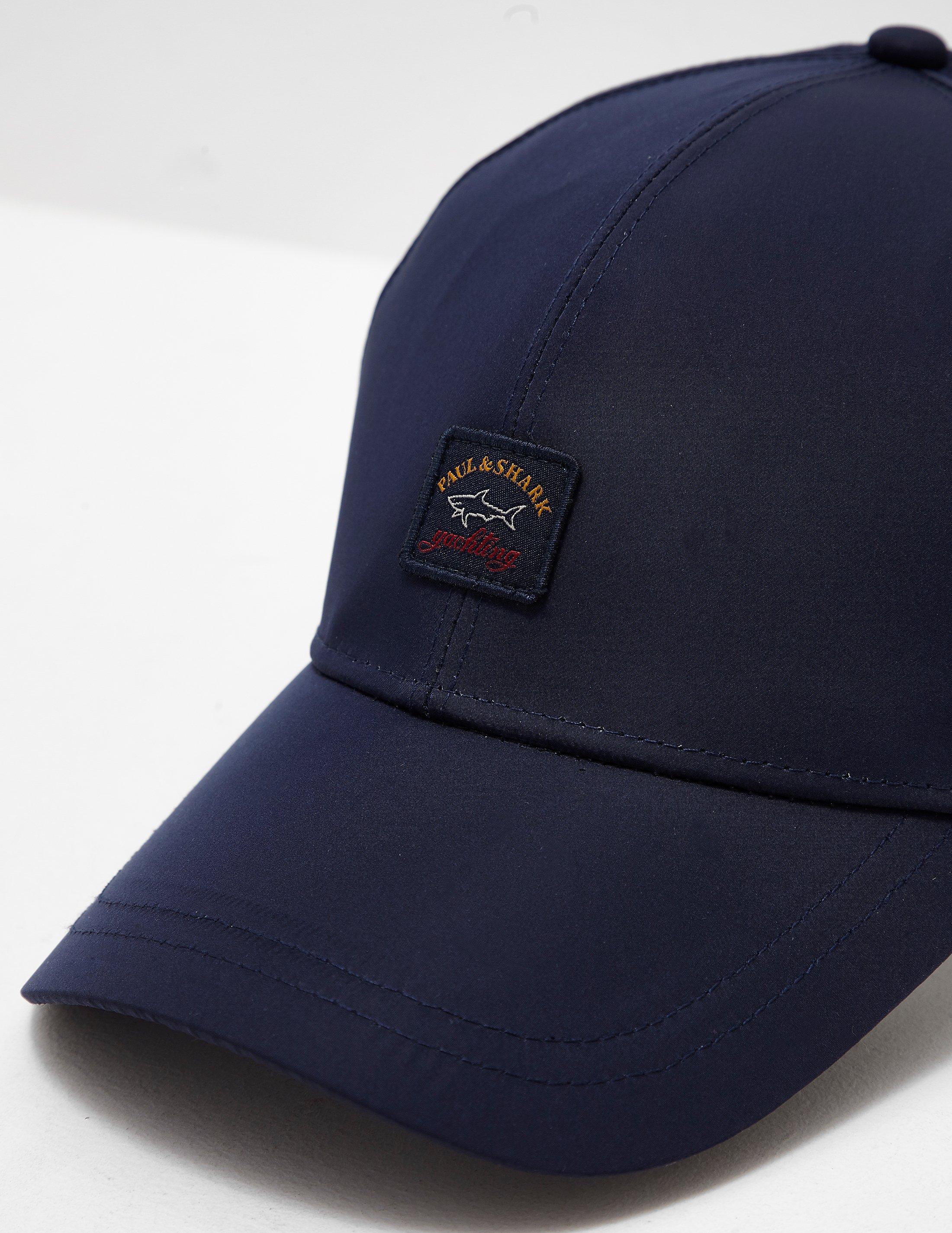 Lyst - Paul   Shark Mens Nylon Logo Cap Navy Blue in Blue for Men 7e53cb3118c5