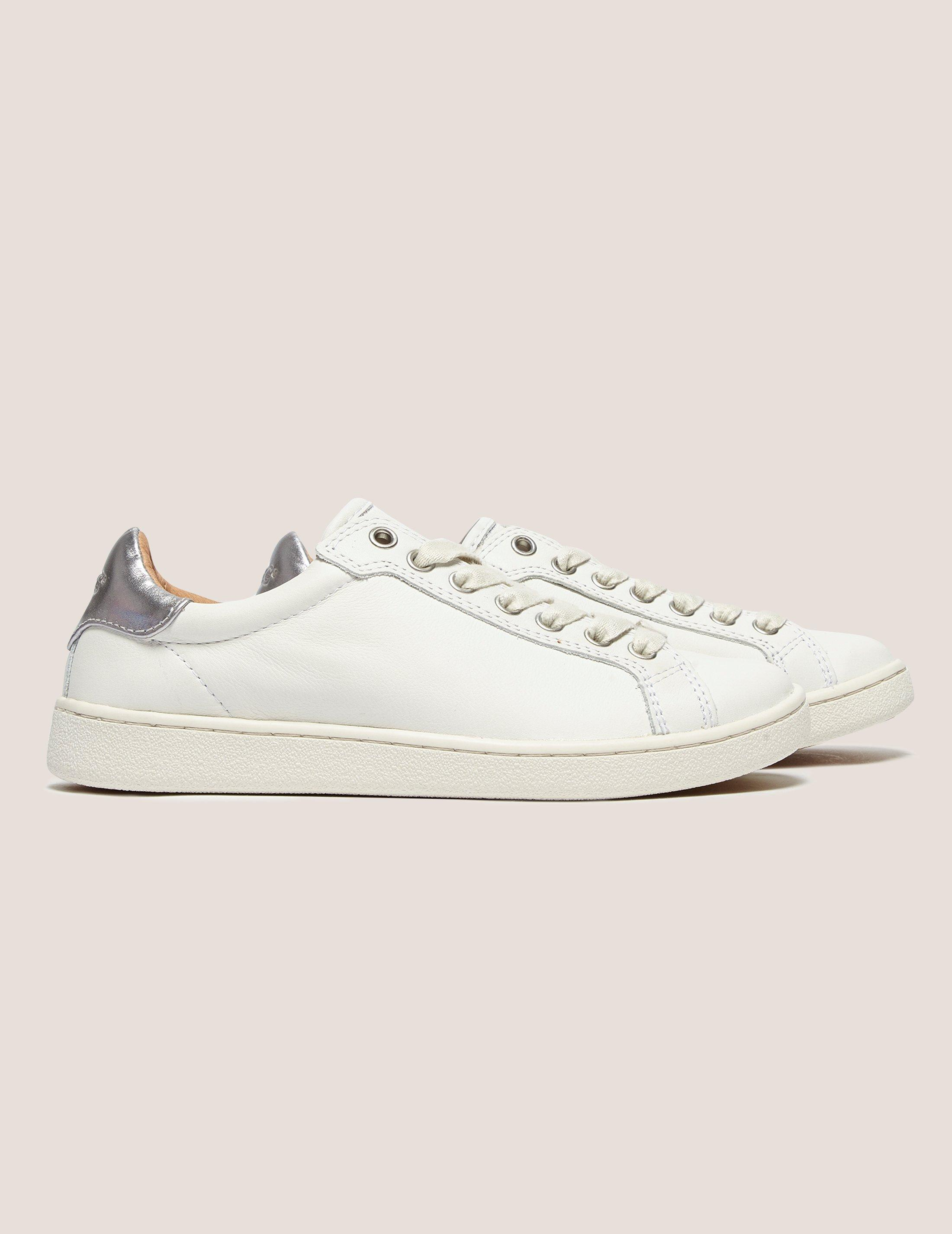 929189a7fb5 Lyst - UGG Womens Milo Trainer White in White