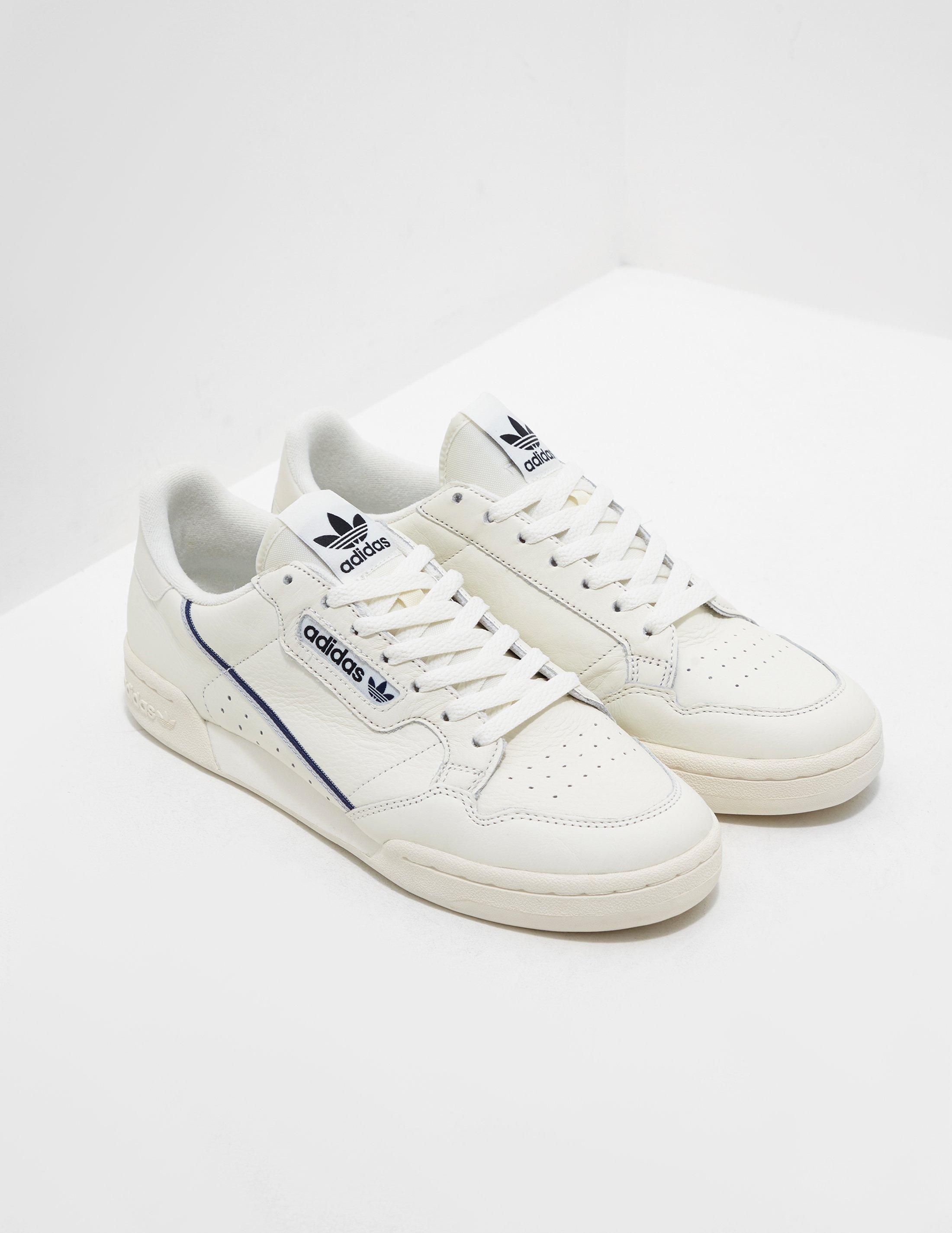premium selection e10ee da646 Lyst - adidas Originals Mens Continental 80 Cream for Men