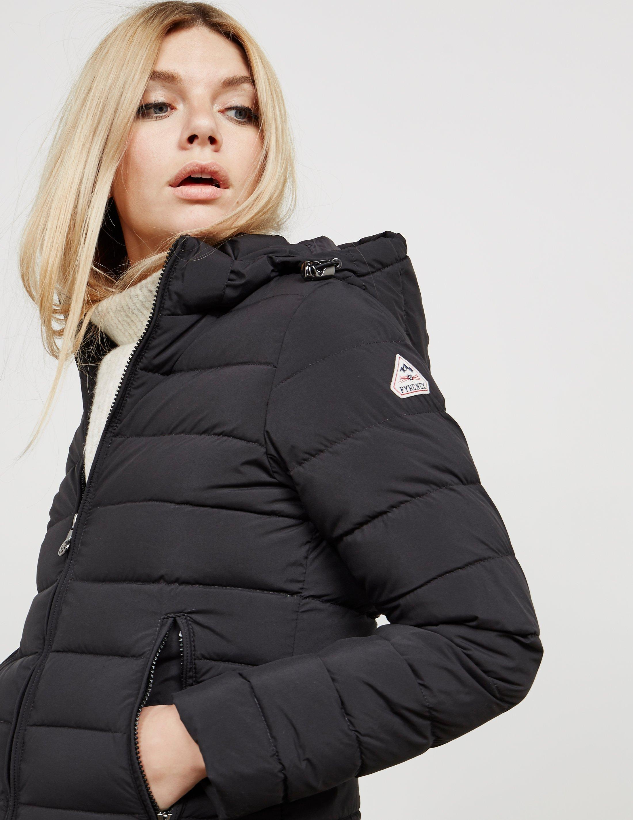 603789c1a5d Pyrenex Spoutnic Soft Padded Jacket Black in Black - Lyst