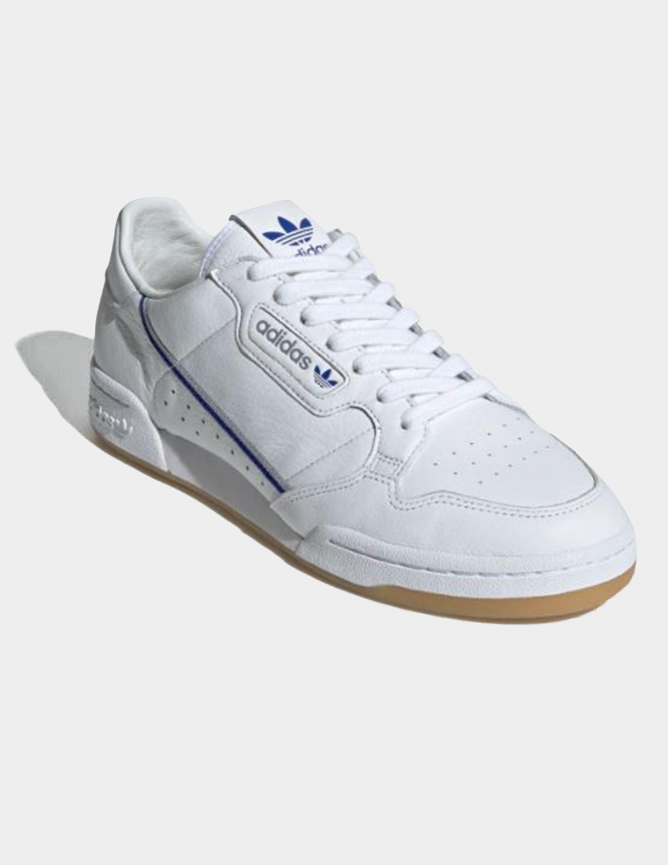 f214553f35b4 Lyst - adidas Originals Mens X Tfl Continental 80 White in White for Men