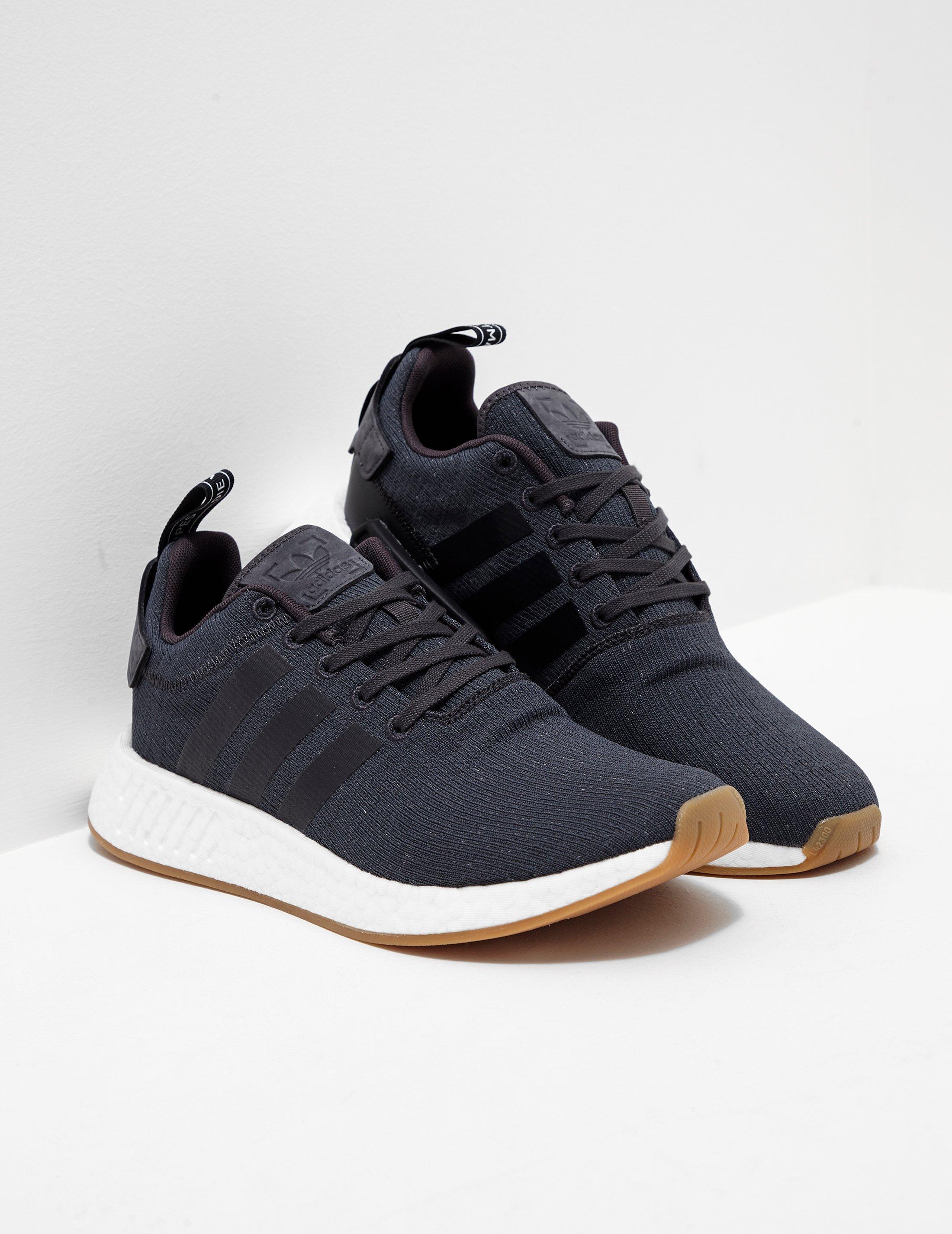 adidas Originals. Gray Mens Nmd R2 Grey/white