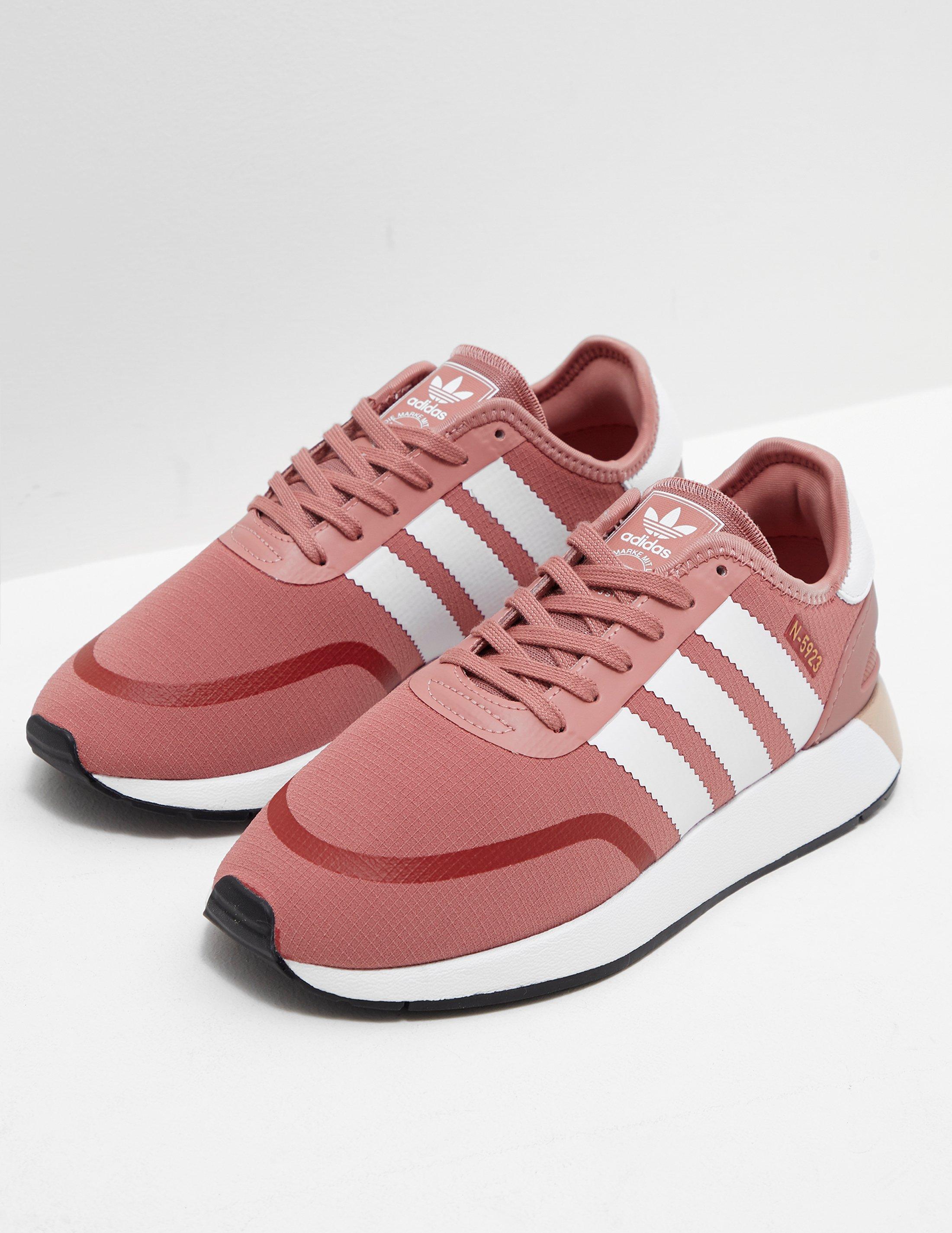 4b492c6a09d6 Lyst - adidas Originals Womens N-5923 Women s Pink white in Pink