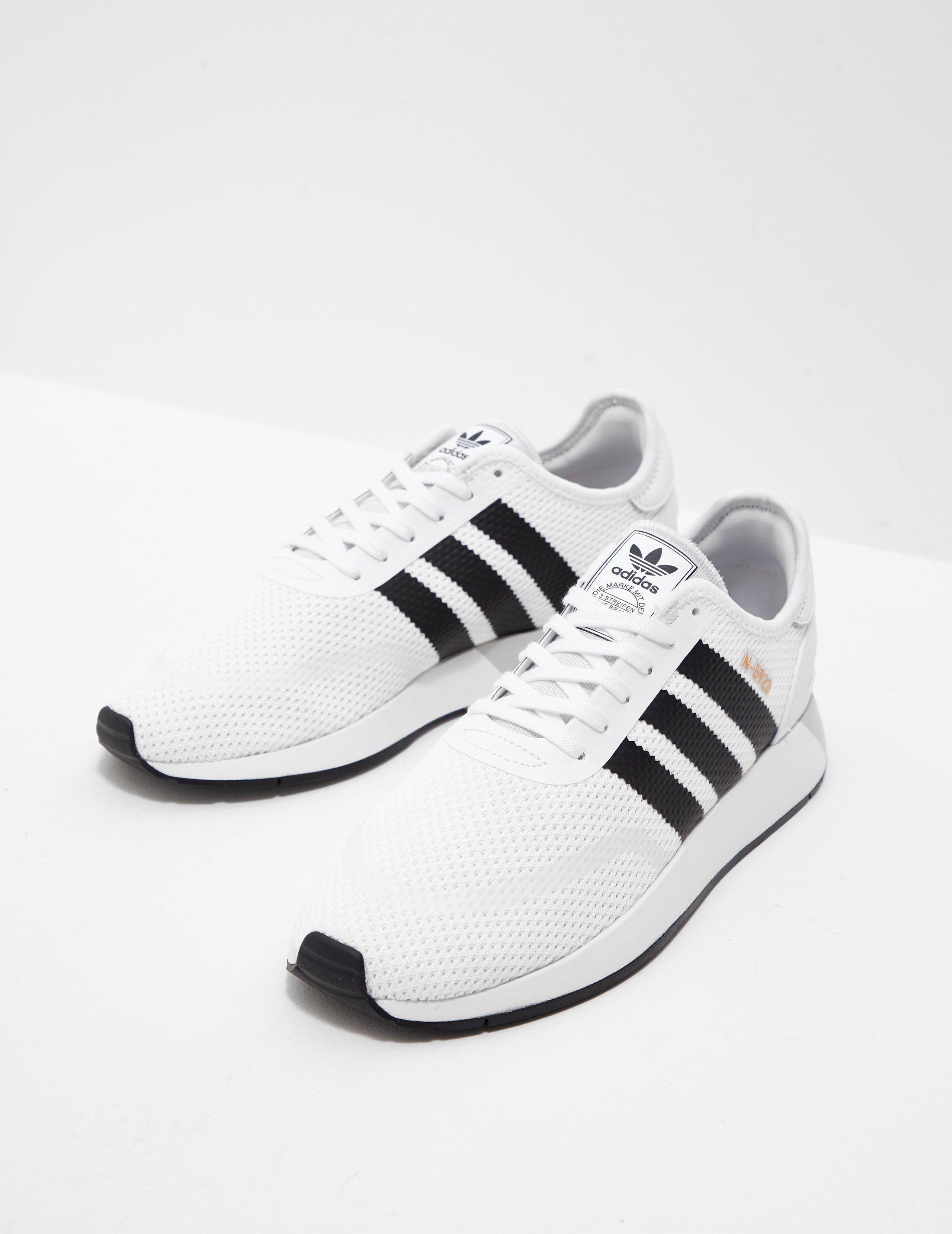 huge selection of 705b5 143a6 adidas Originals Mens N-5923 White in White for Men - Lyst