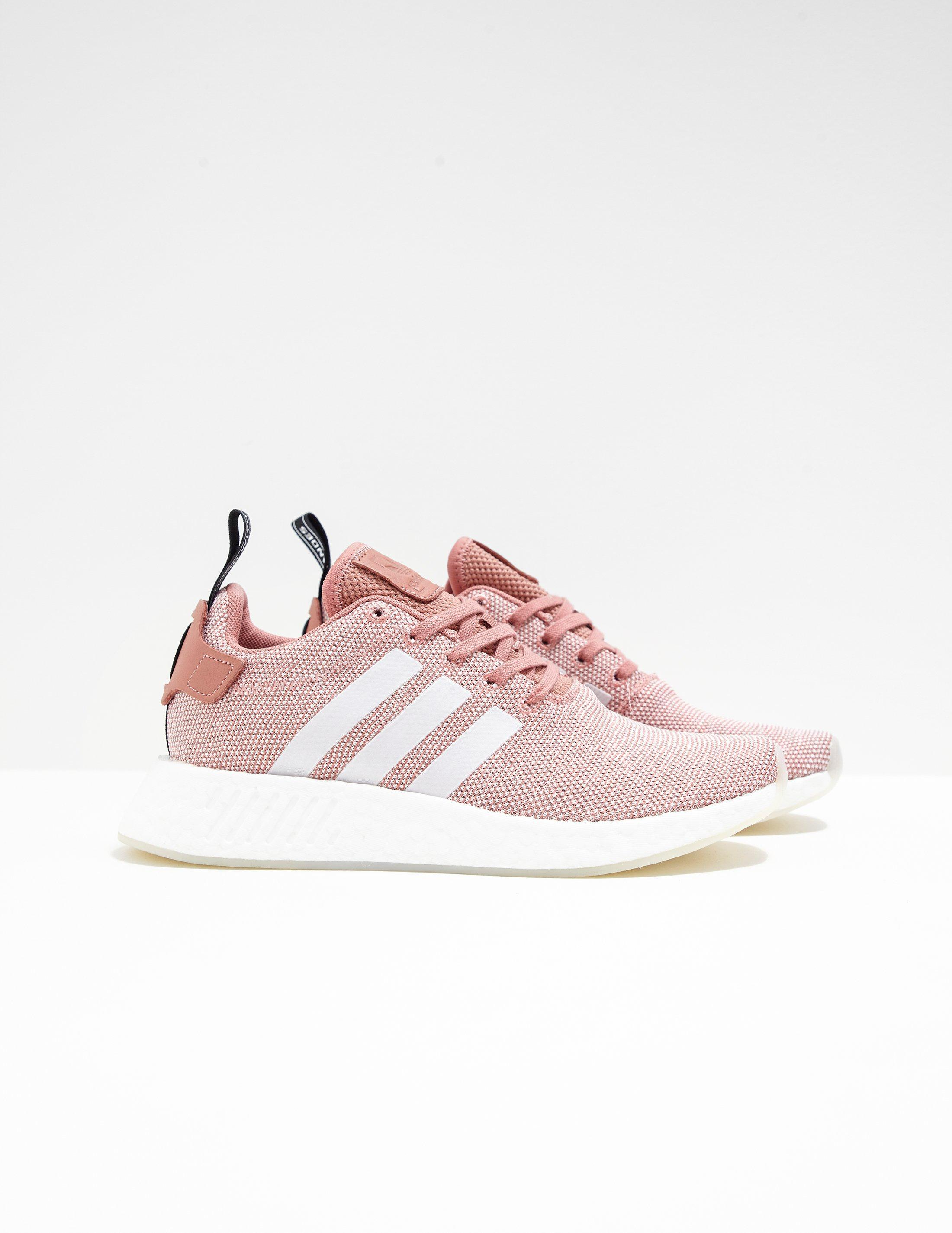 88d3debf524e5 adidas Originals Womens Nmd R2 Women s Pink in Pink - Lyst
