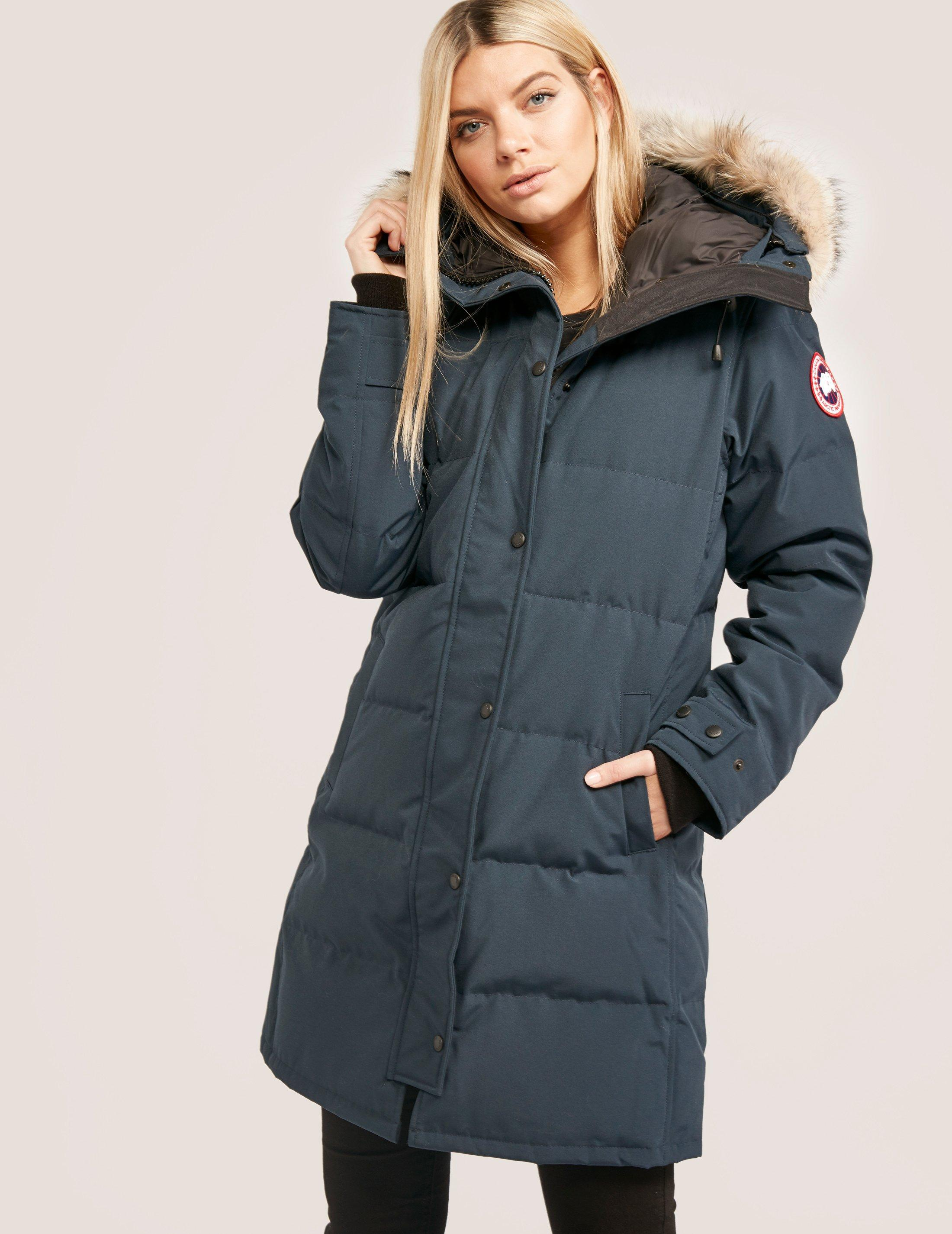 7d51b2b2b190 Gallery. Previously sold at  Tessuti UK · Women s Canada Goose Shelburne ...