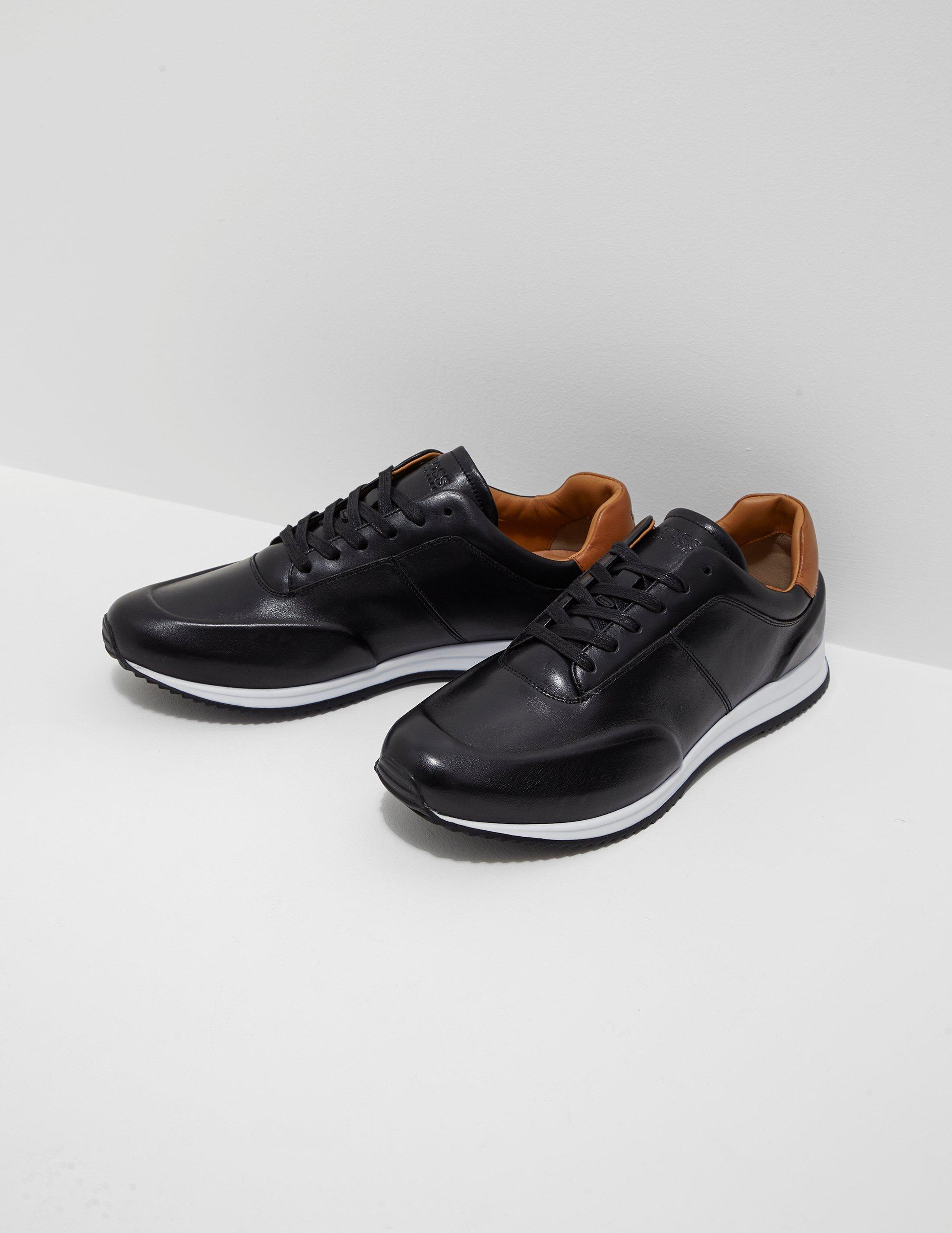 Mens Legacy_Runn_Burs Low-Top Sneakers BOSS Nuiqa