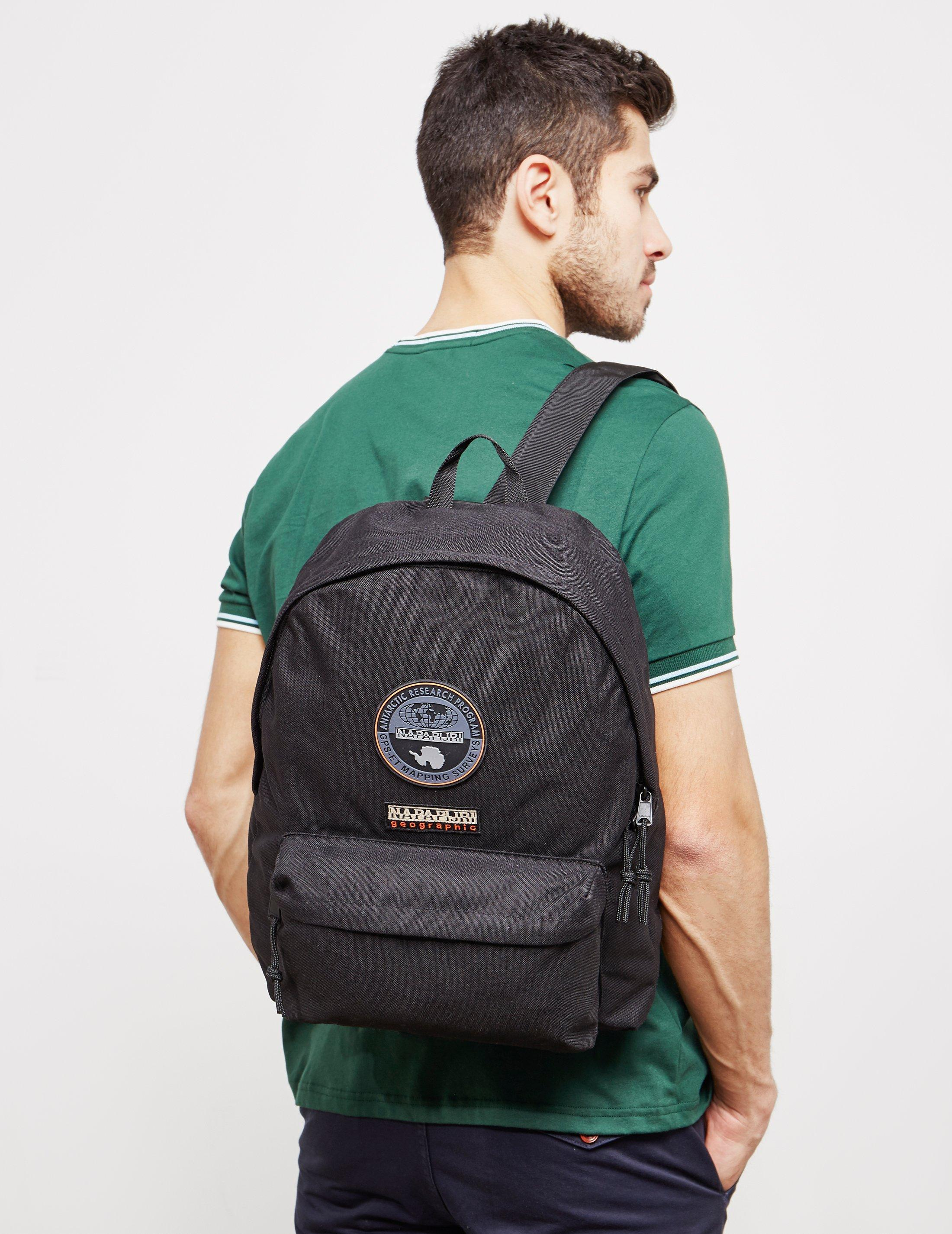 Lyst - Napapijri Voyage Backpack Black in Black for Men - Save 40%