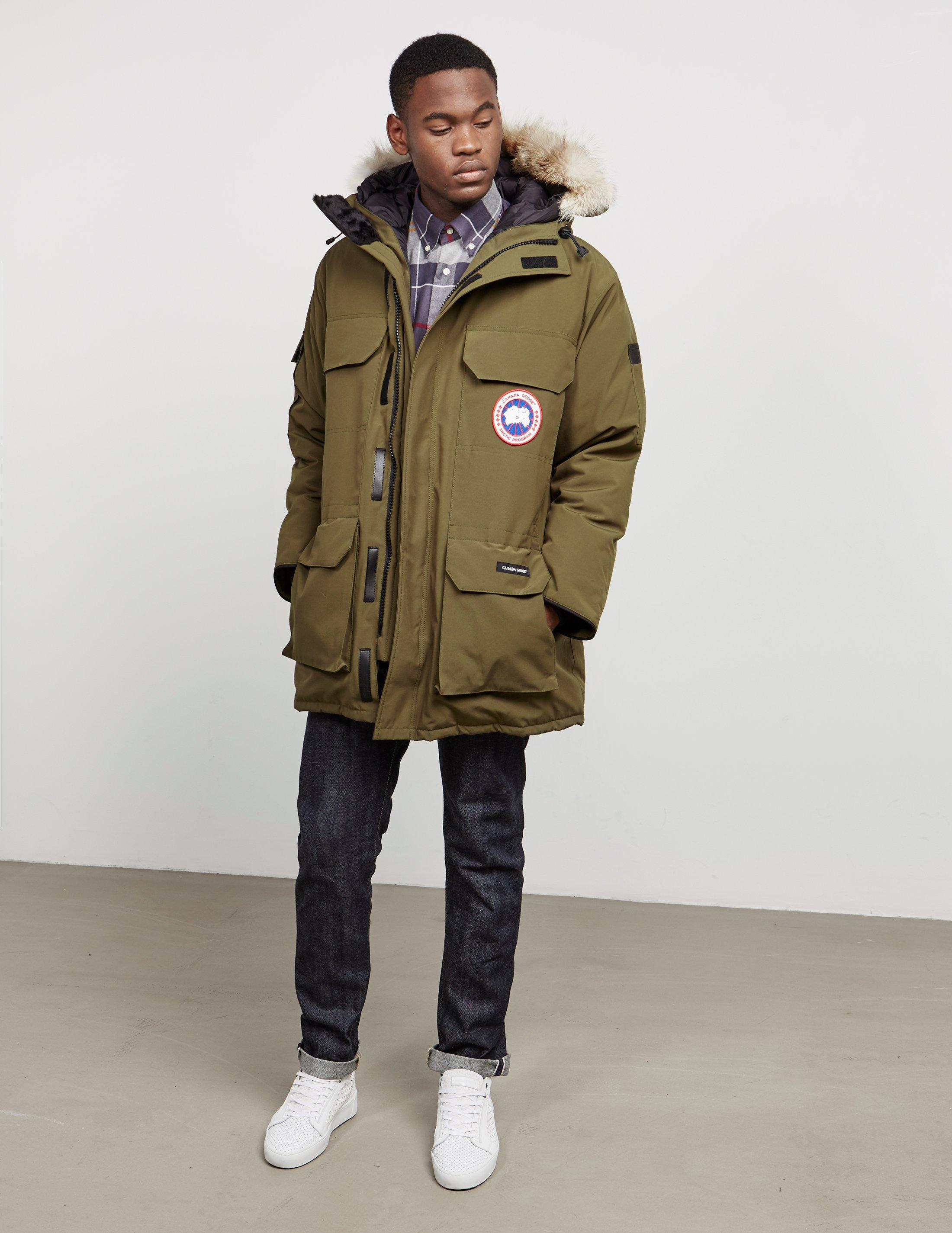 canada goose expedition parka mens