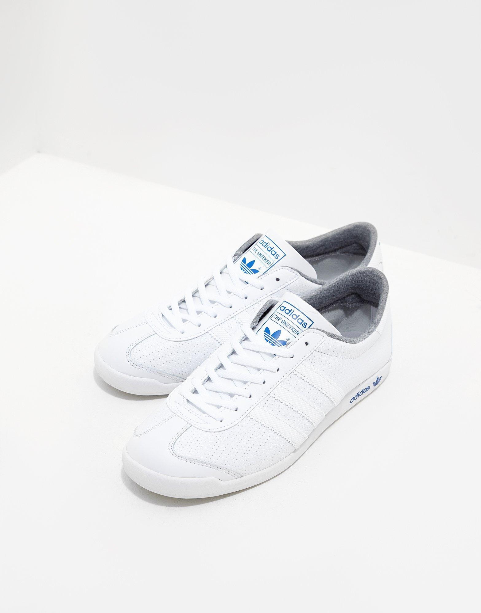 76a8bb1b0f4bc Lyst - adidas Originals The Sneeker White in White for Men