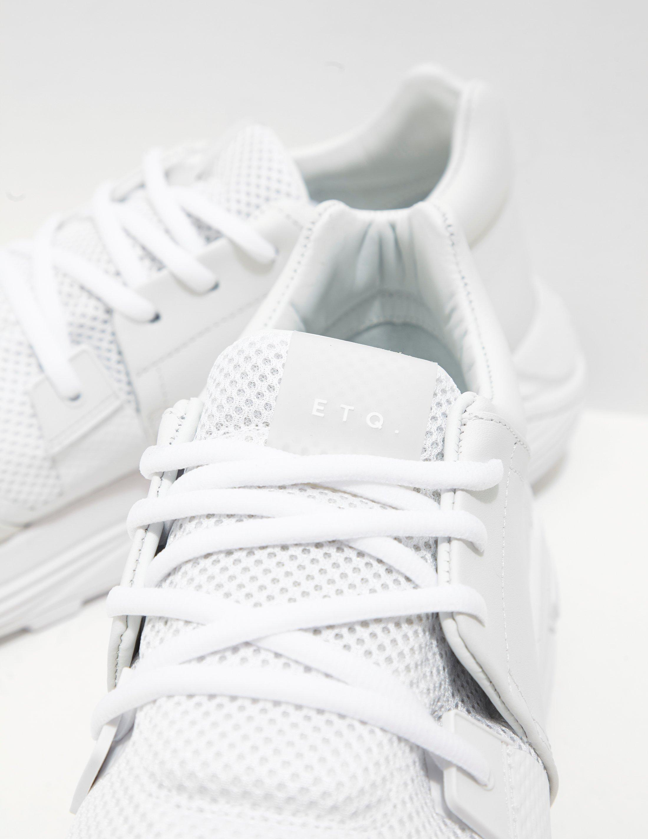 7d8b9d5f48026 ETQ Amsterdam Sonic Run White in White for Men - Save 23% - Lyst