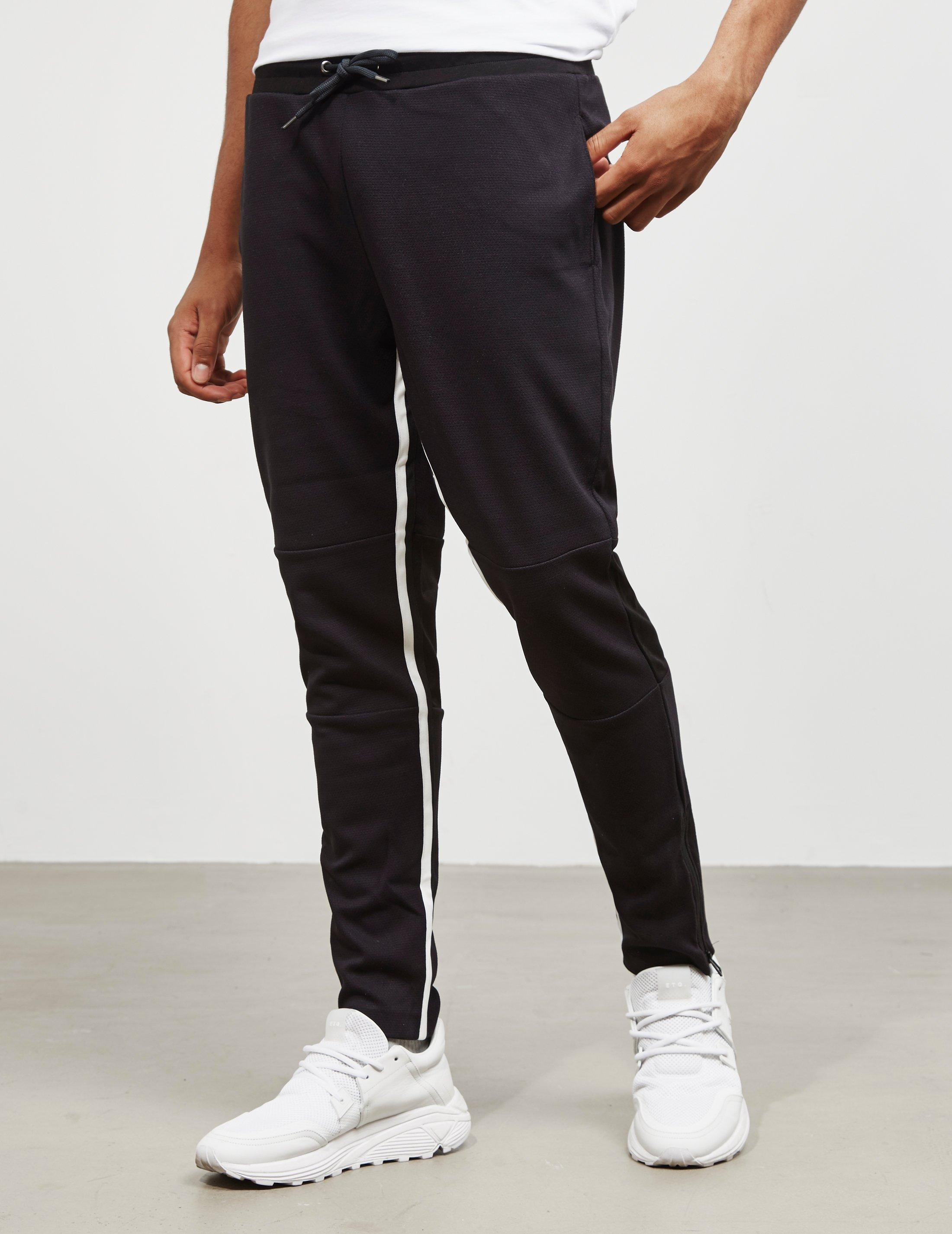 7273f034a5eaf Ps By Paul Smith Mens Tape Track Pants Black in Black for Men - Lyst