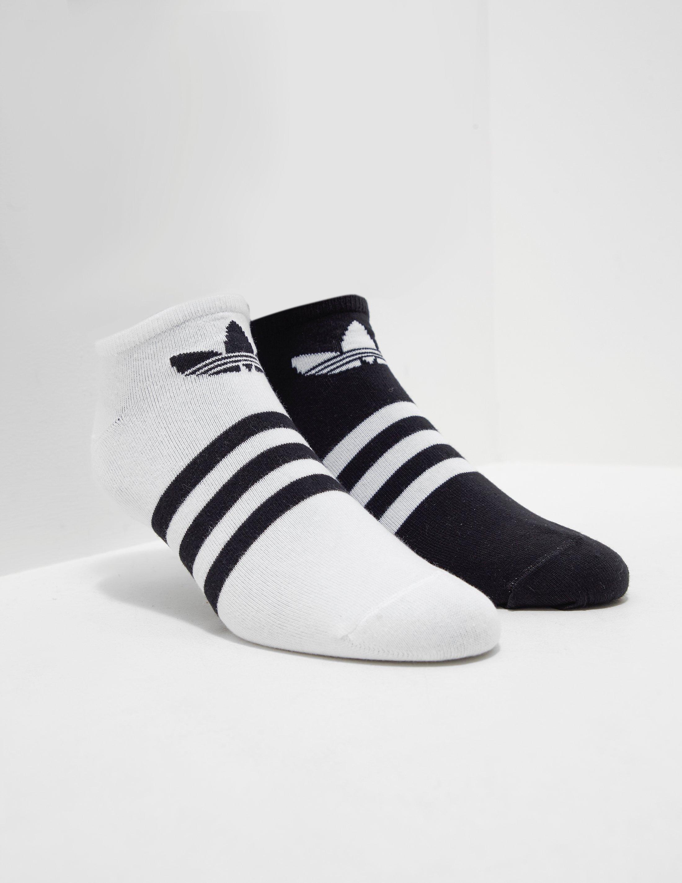 adidas mens trainer socks