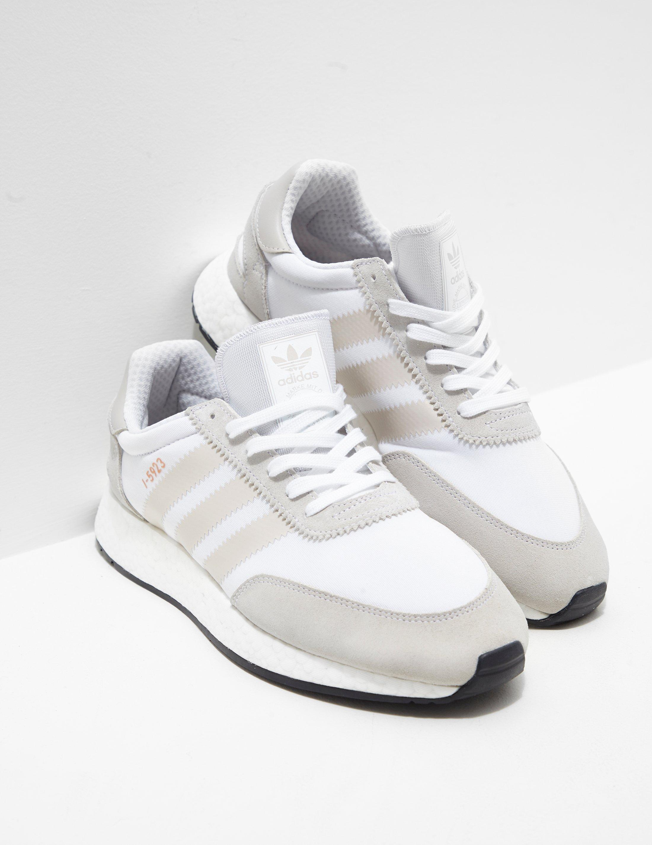 5434efbe82e ... where can i buy lyst adidas originals mens i 5923 boost grey white in  gray for