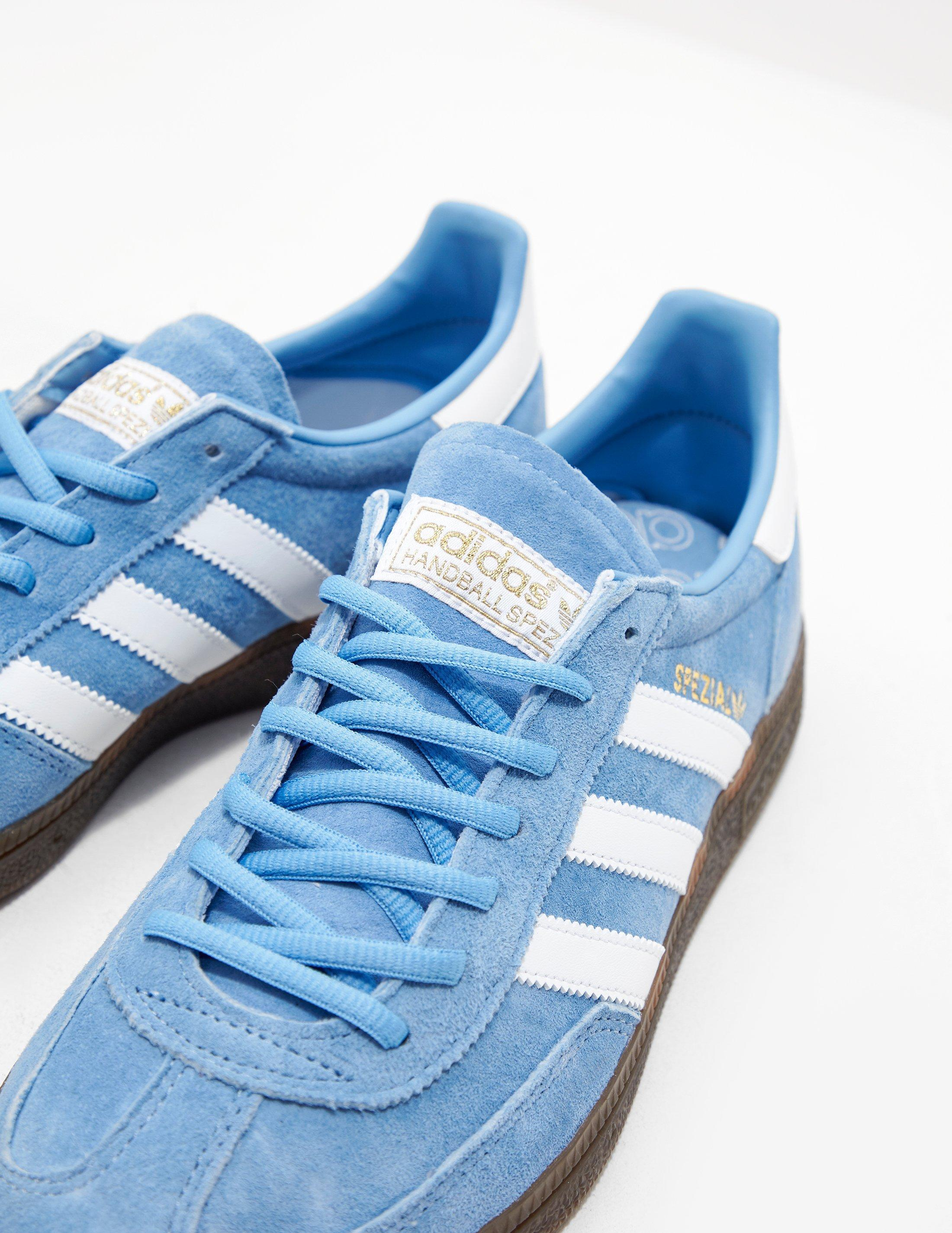 outlet store 9ff1a 5876f adidas Originals Handball Spezial Blue in Blue for Men - Lyst