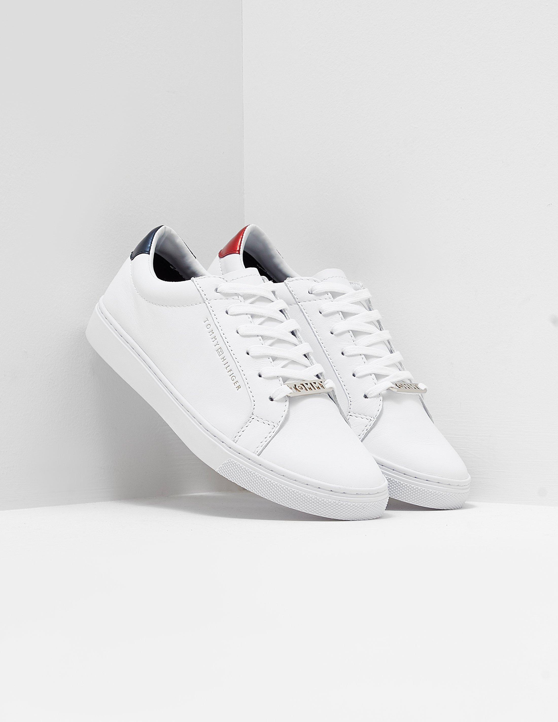 fa8c09dba867ad Tommy Hilfiger - Essential Sneakers White - Lyst. View fullscreen
