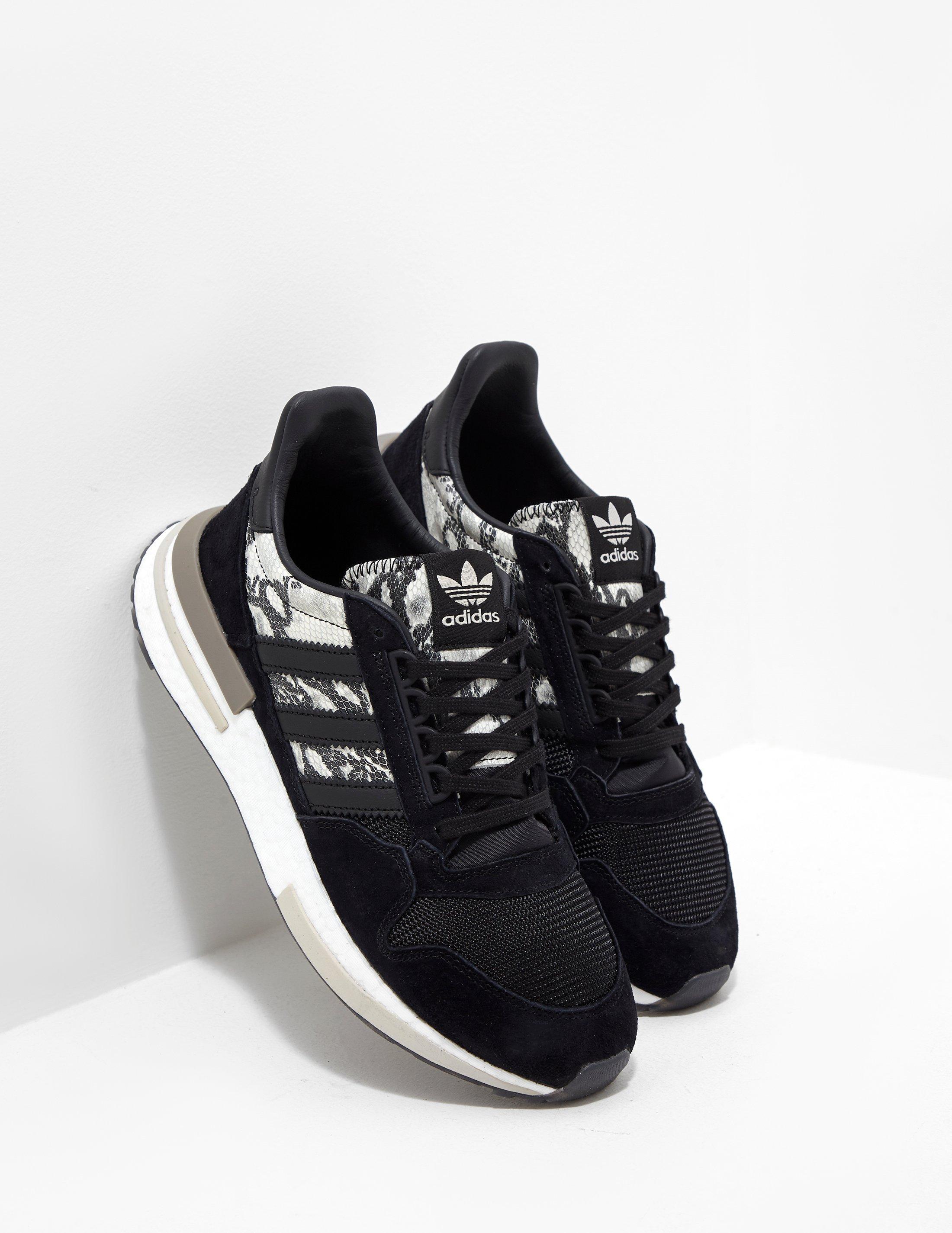 4ed402c490dc8 Lyst - adidas Originals Zx 500 Rm Black in Black for Men