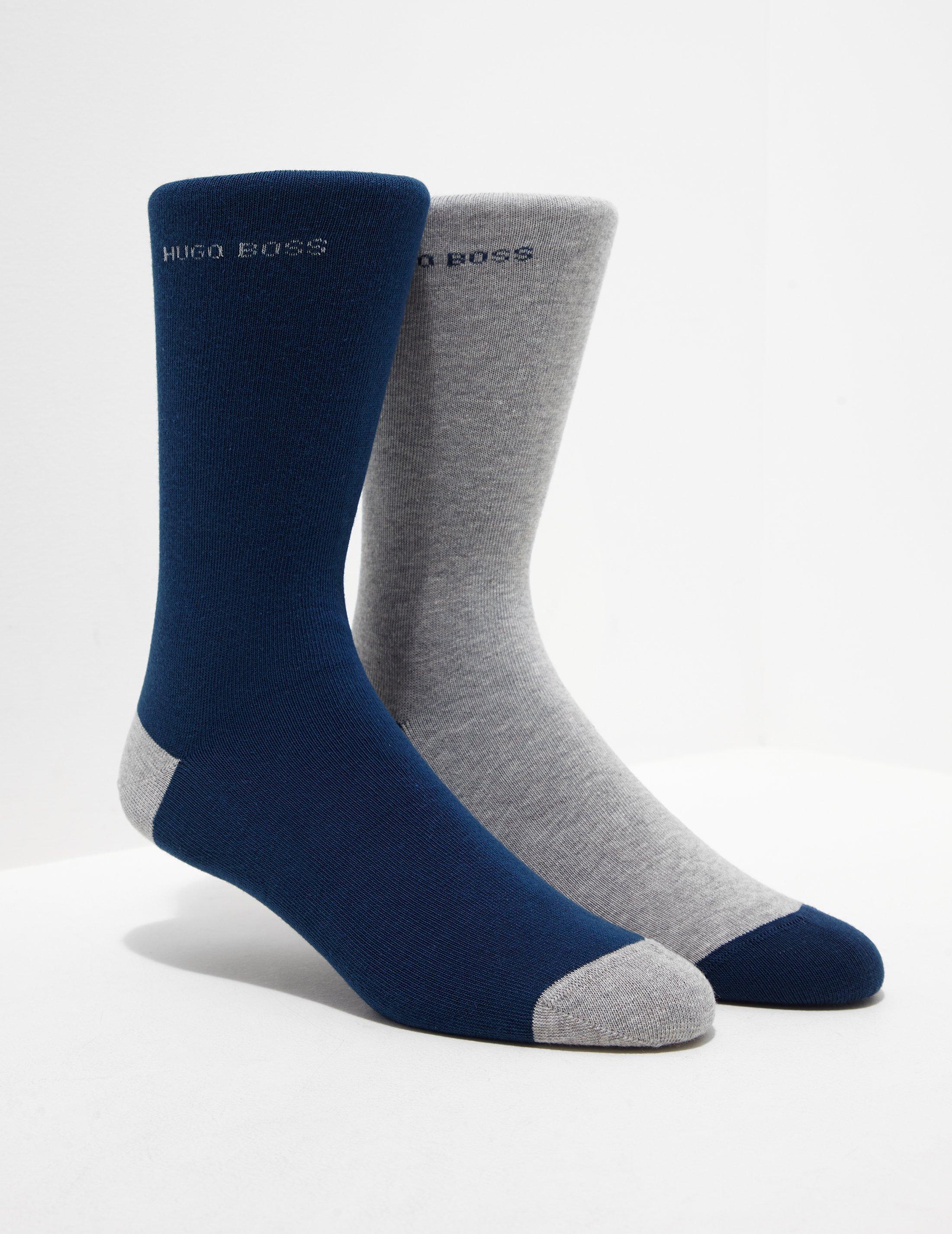 Polo Ralph Lauren Core Trunks (3 Pack) Mens Socks Shop Mens Socks COLOUR-blues