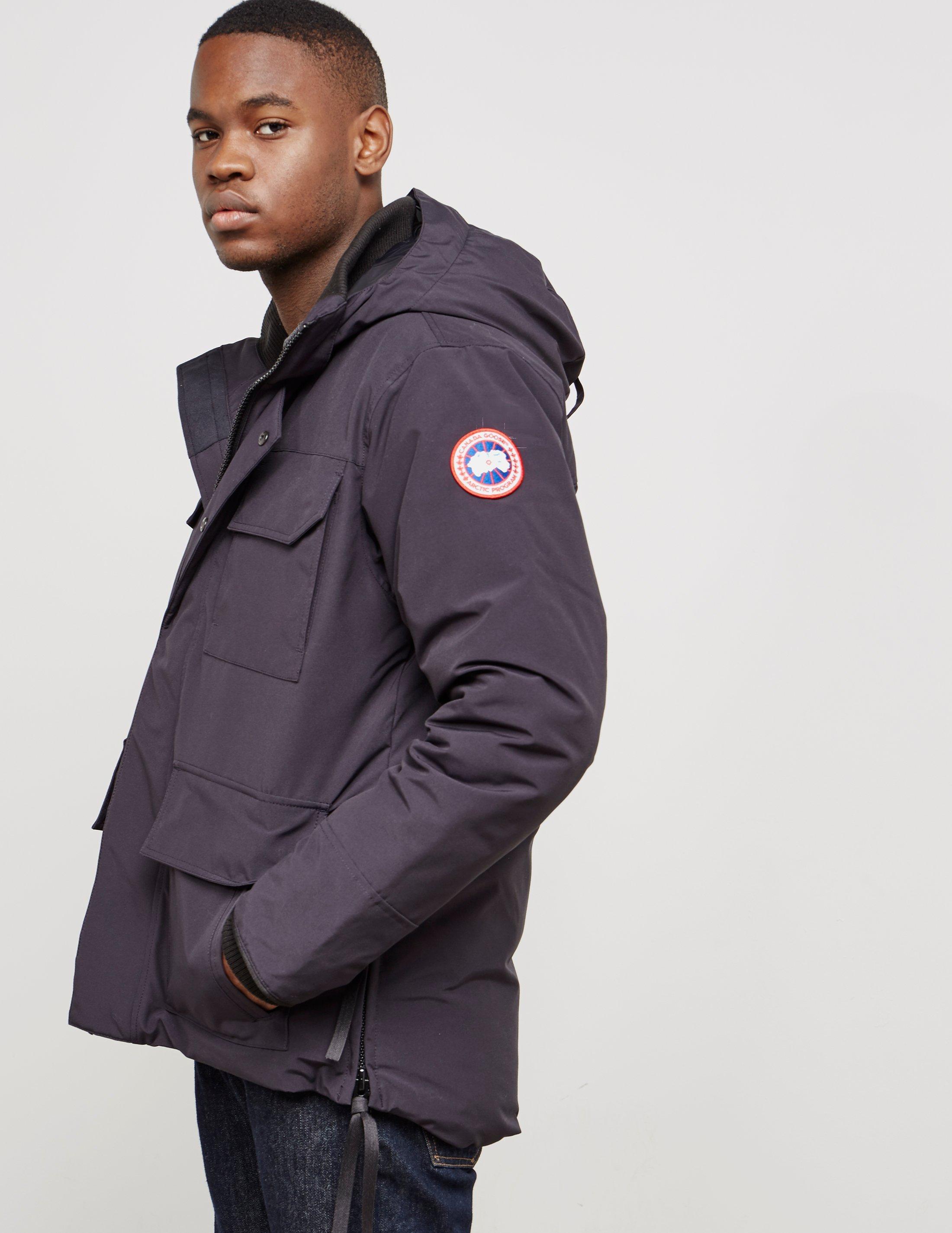 canada goose fall jacket men's