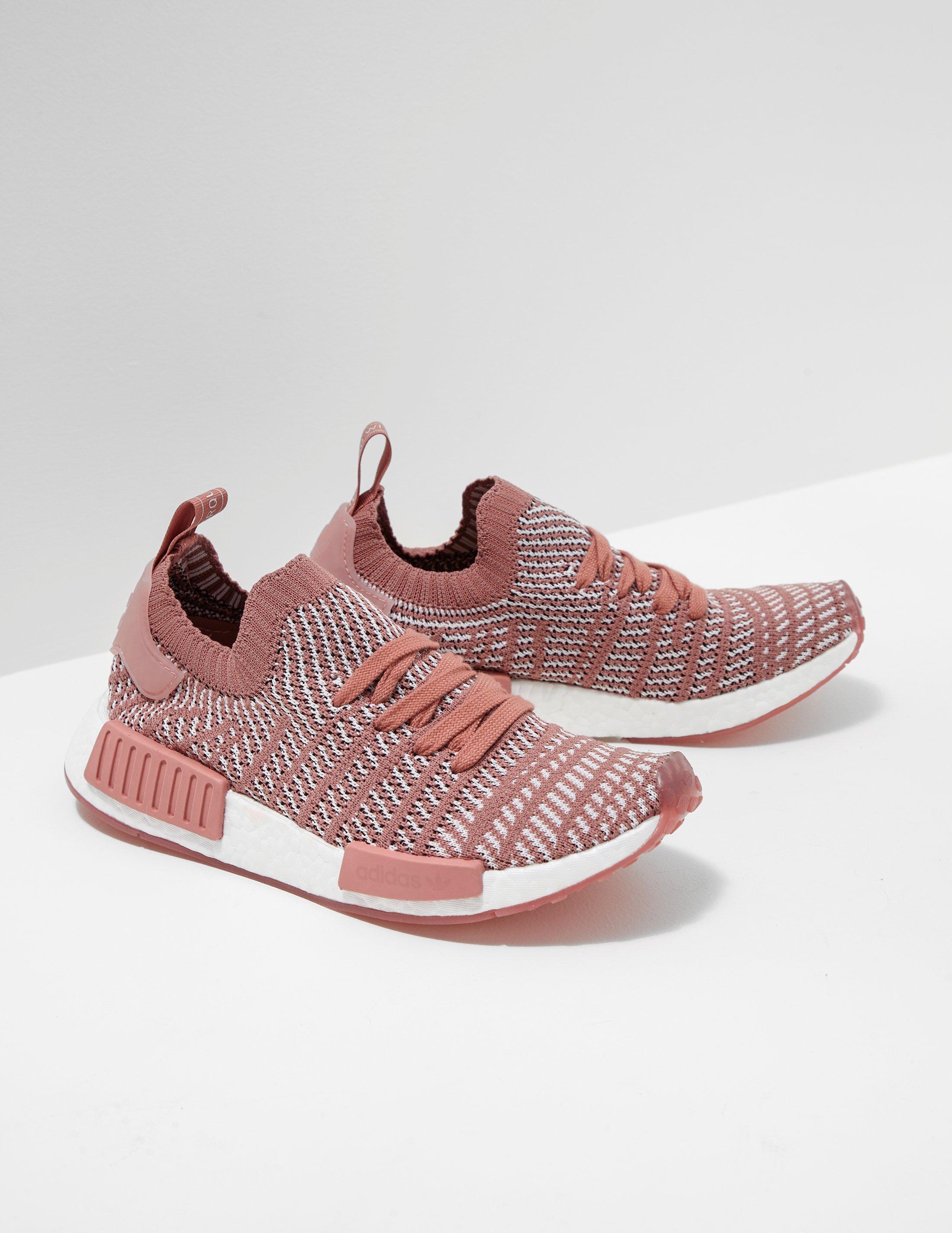 Lyst Adidas Originals Nmd R1 Stlt Pk Running Shoe In Pink Save