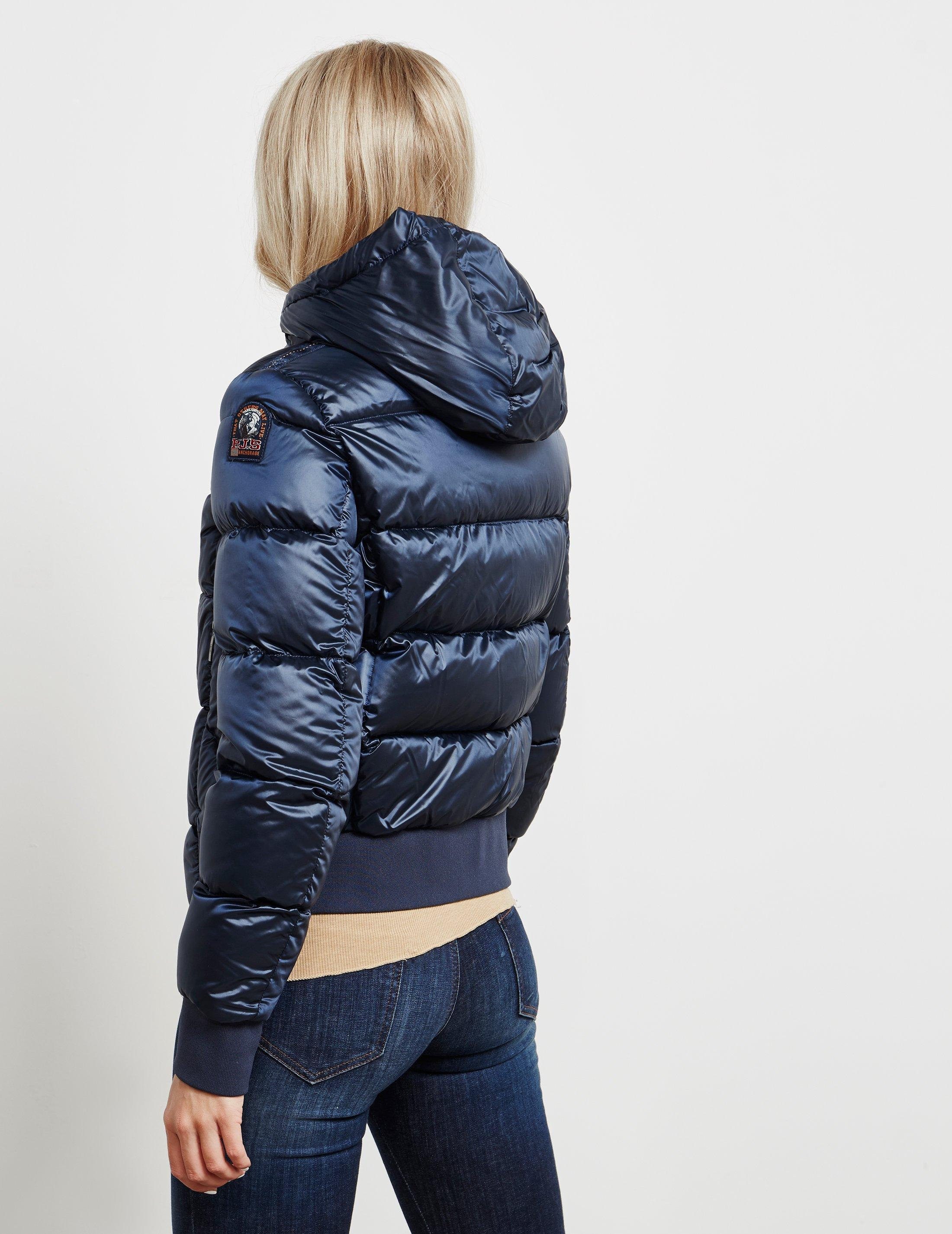 Parajumpers - Womens Mariah Bomber Jacket Blue - Lyst. View fullscreen