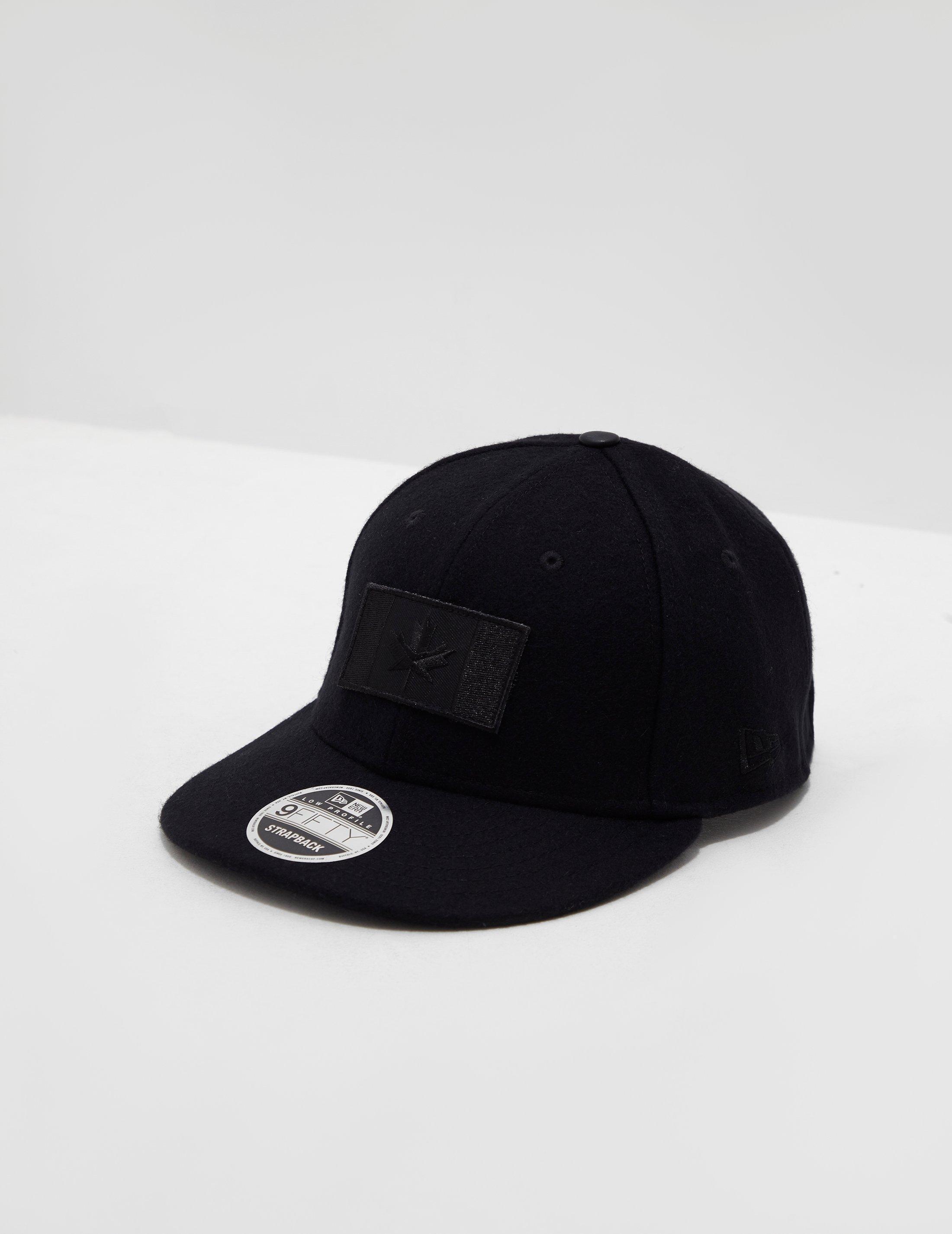 9fa6a08533f Canada Goose Wool Cap Black in Black for Men - Lyst