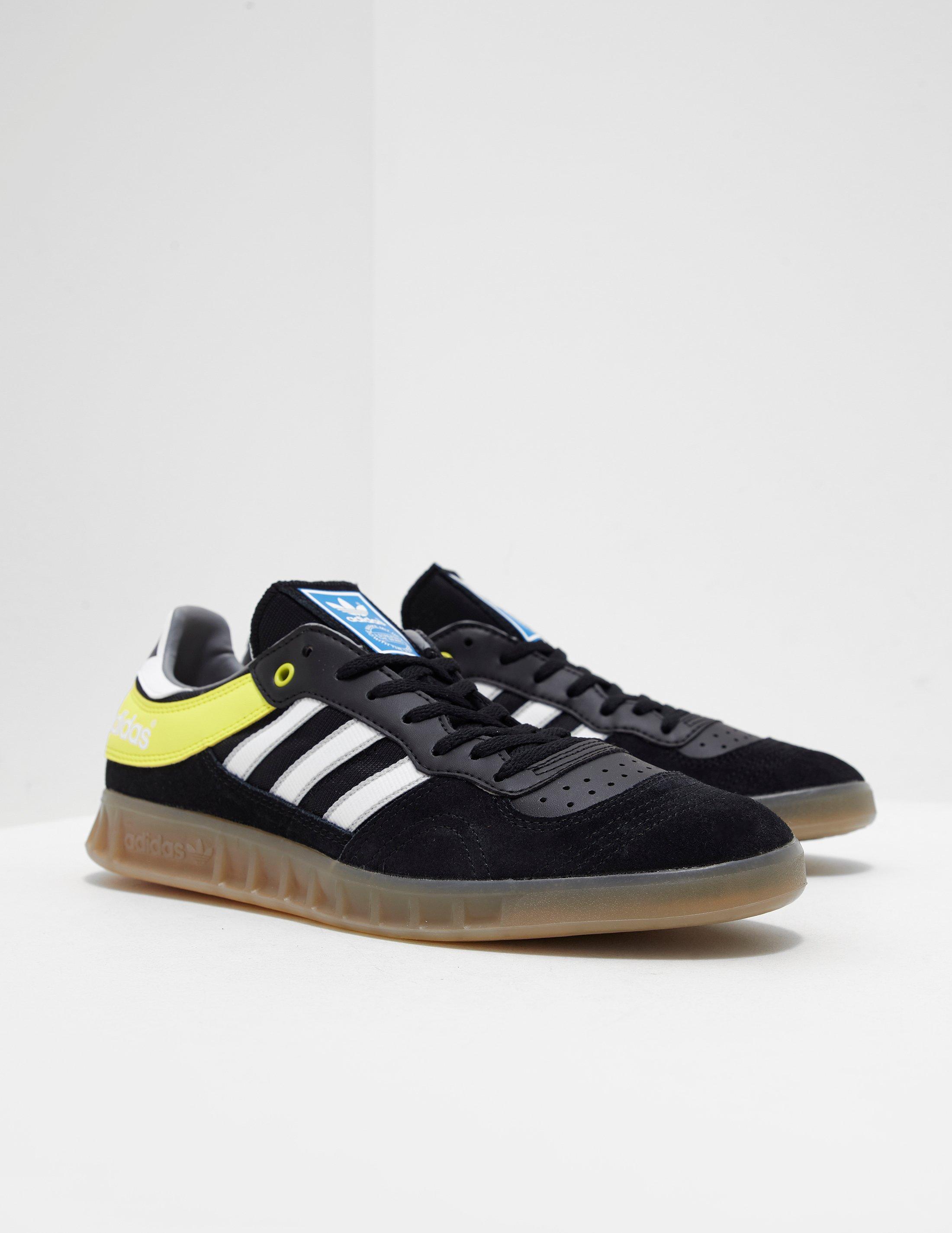 ad52c1c7b5b255 Lyst - Adidas Originals Mens Handball Top Black in Black for Men