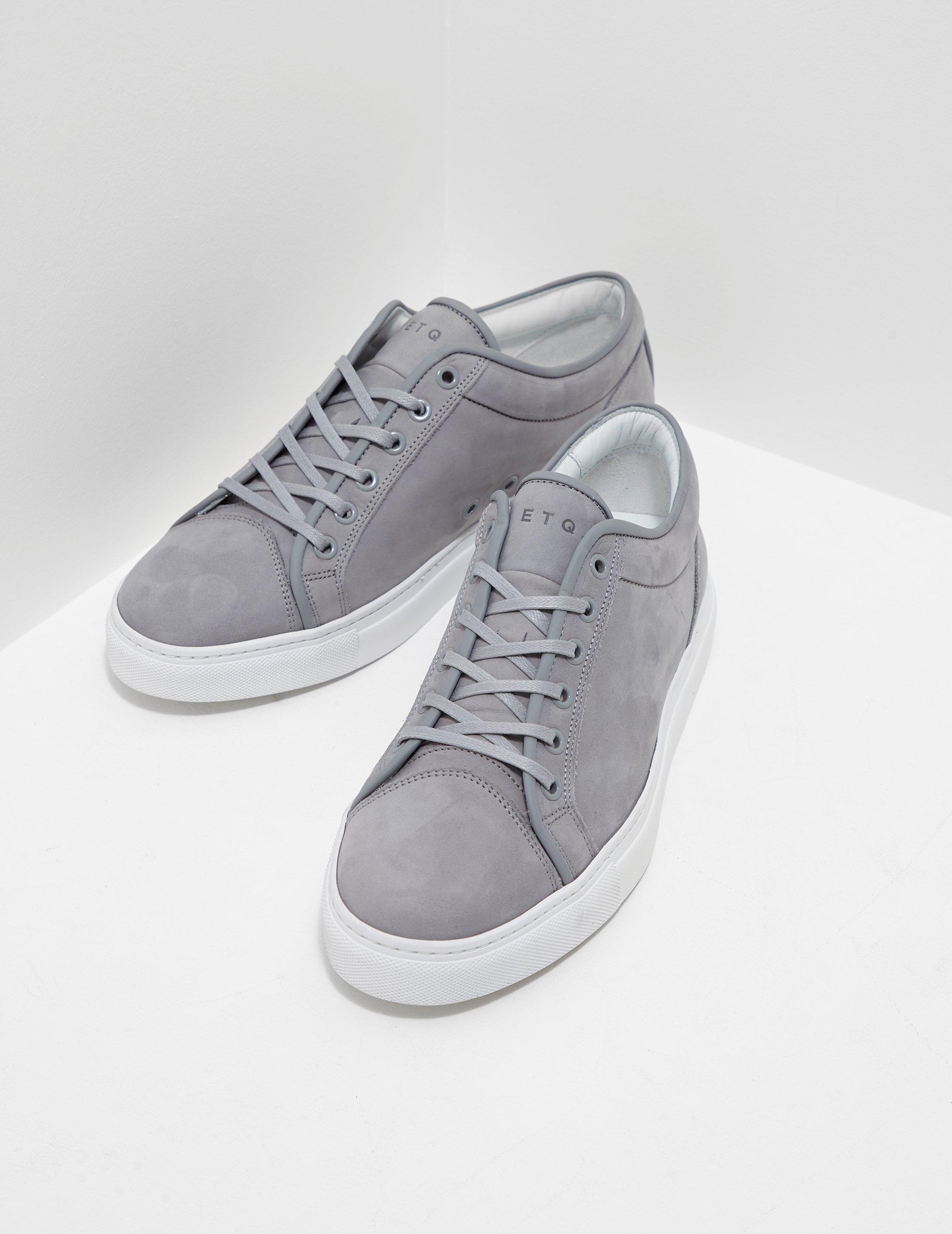 41fc5cb34b4 ETQ Amsterdam Low 1 Grey in Gray for Men - Lyst