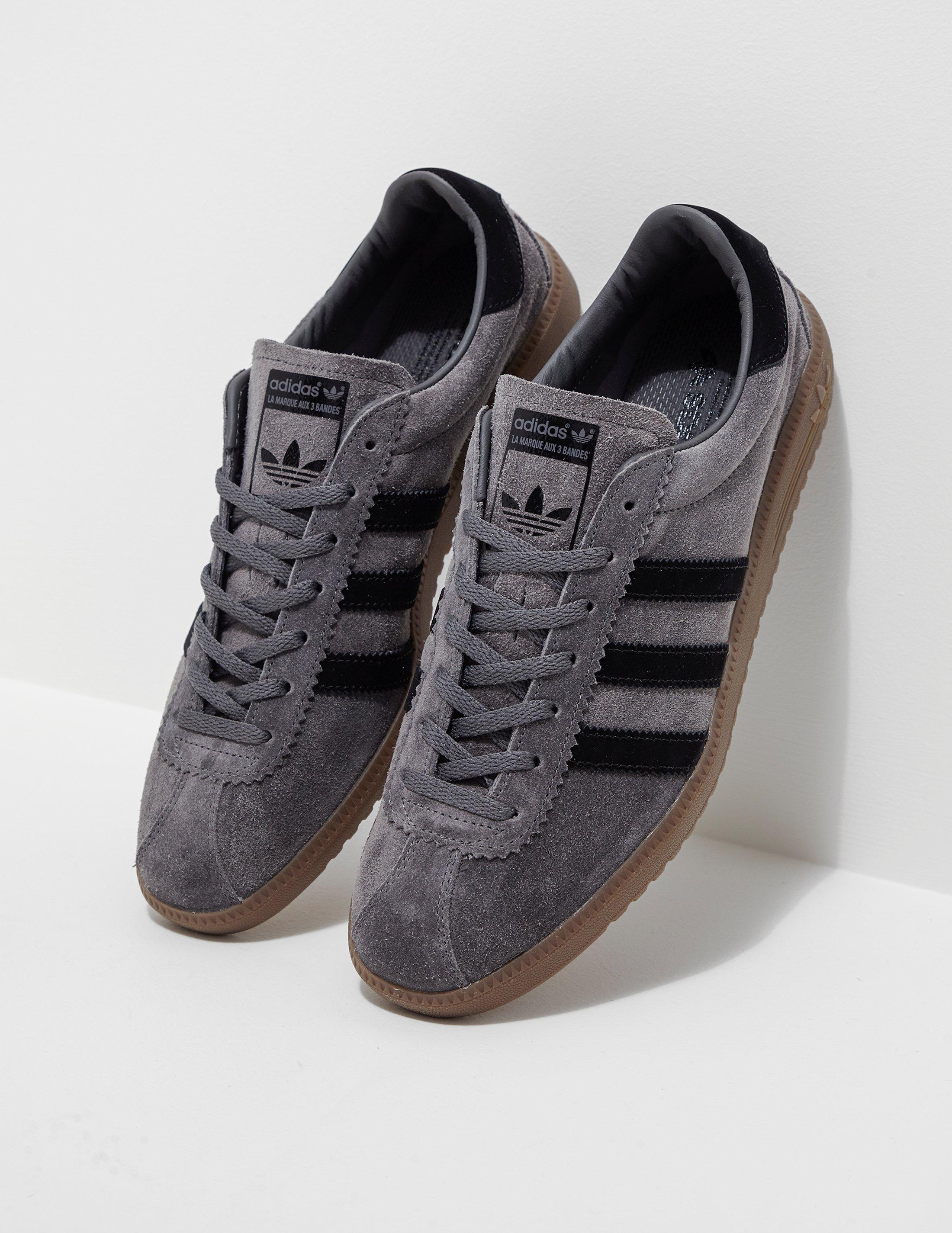 Lyst - adidas Originals Mens Bermuda Grey black in Gray for Men 3b33240af