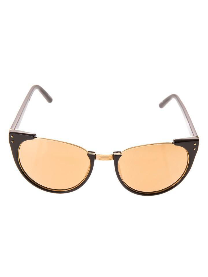 0cf1135688 Linda Farrow. Women s Cat Eye Sunglasses