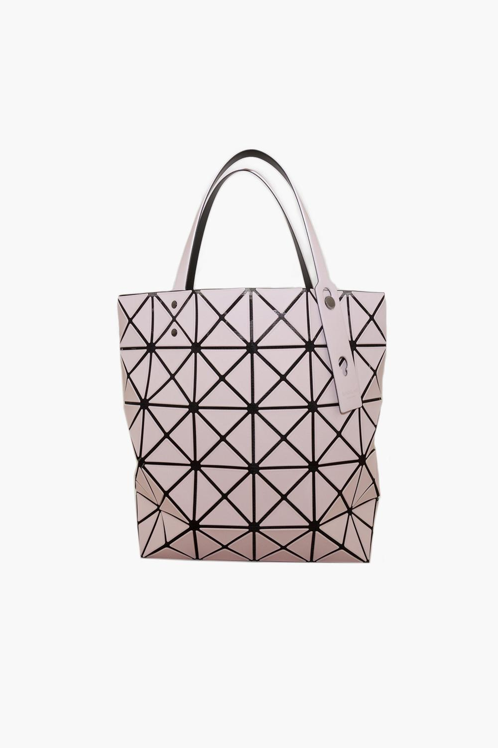 dad32a6d73 Lyst - Bao Bao Issey Miyake Lucent Frost Tote in Black