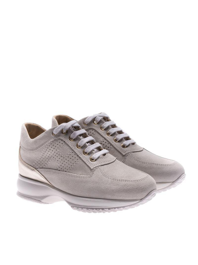 Ice color Interactive sneakers Hogan Exclusive Cheap Online Fashion Style Ls6w33uJ3