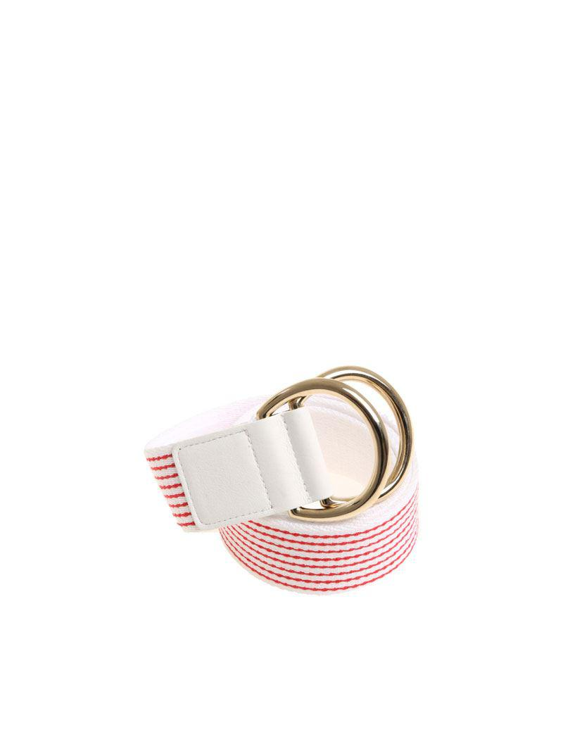 White and red striped belt Ki6? Who are you? f7rFdSn