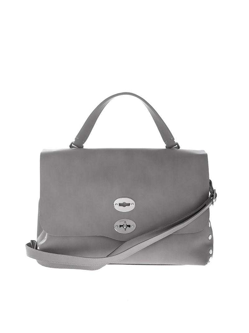 Zanellato Pink Postina M bag - Original Silk line 9E98euKOiR