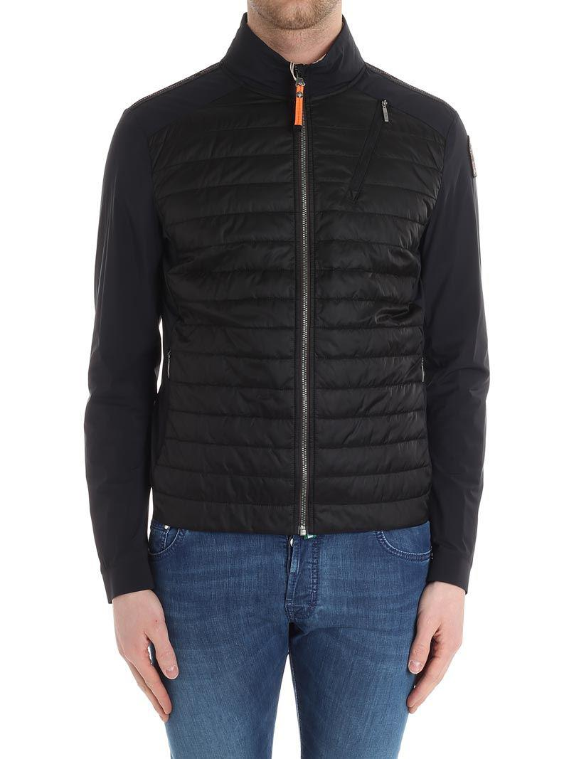 parajumpers jayden jacket blue/black