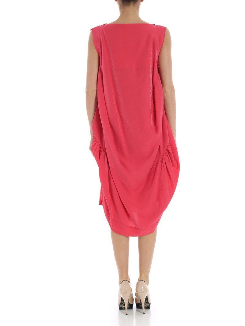 Fuchsia oversize dress Vivienne Westwood EOv4eyRC5