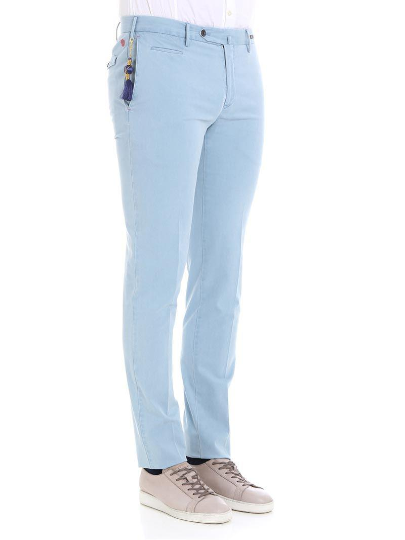 Spice Route trousers - Blue PT01 w03jHhKl9