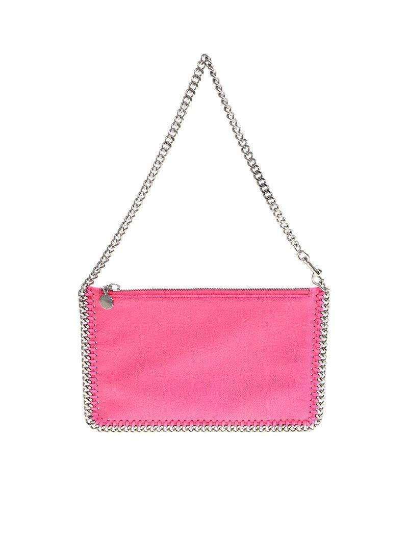Fuchsia Falabella clutch bag Stella McCartney 8UJfvex