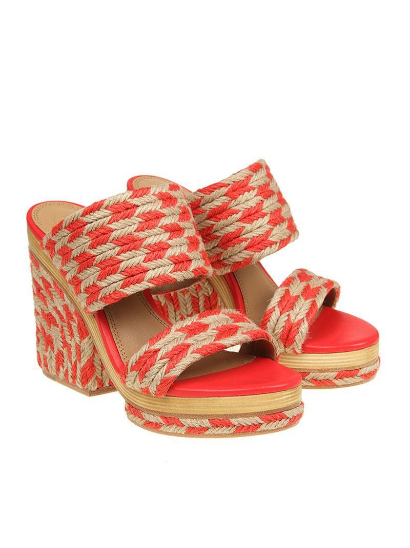 Lola sandals - Yellow & Orange Tory Burch QaqUtGaPv9