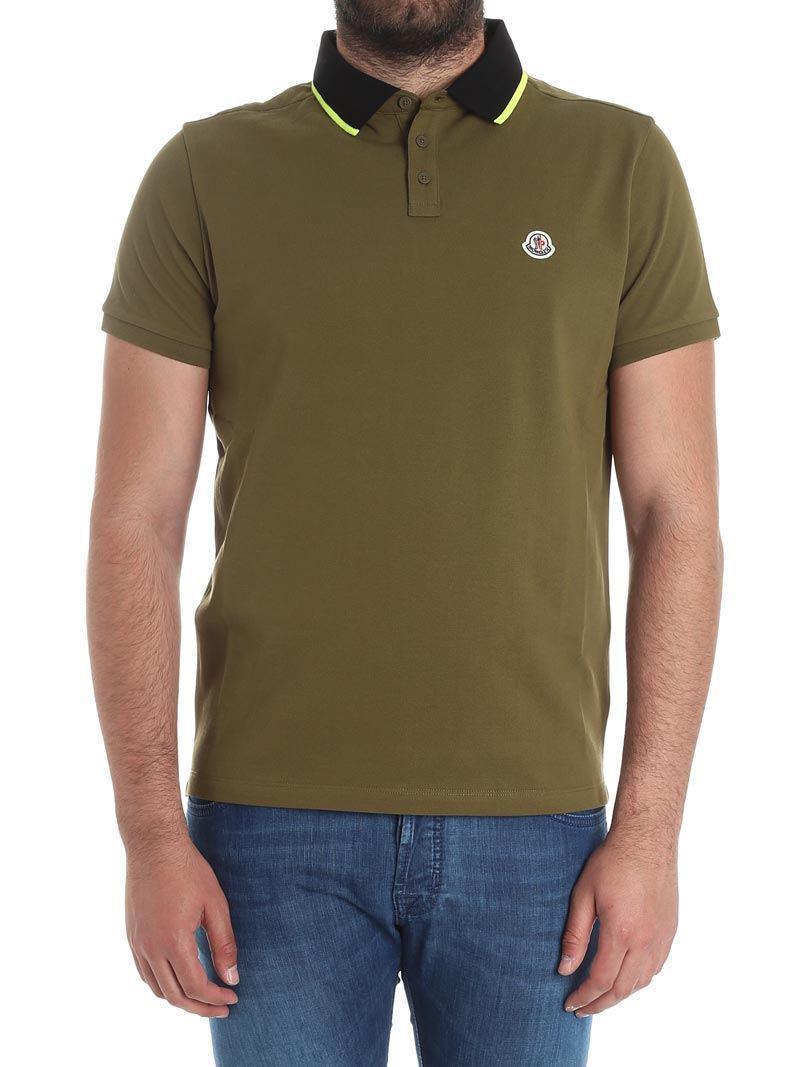 Custom Military Embroidered Polo Shirts