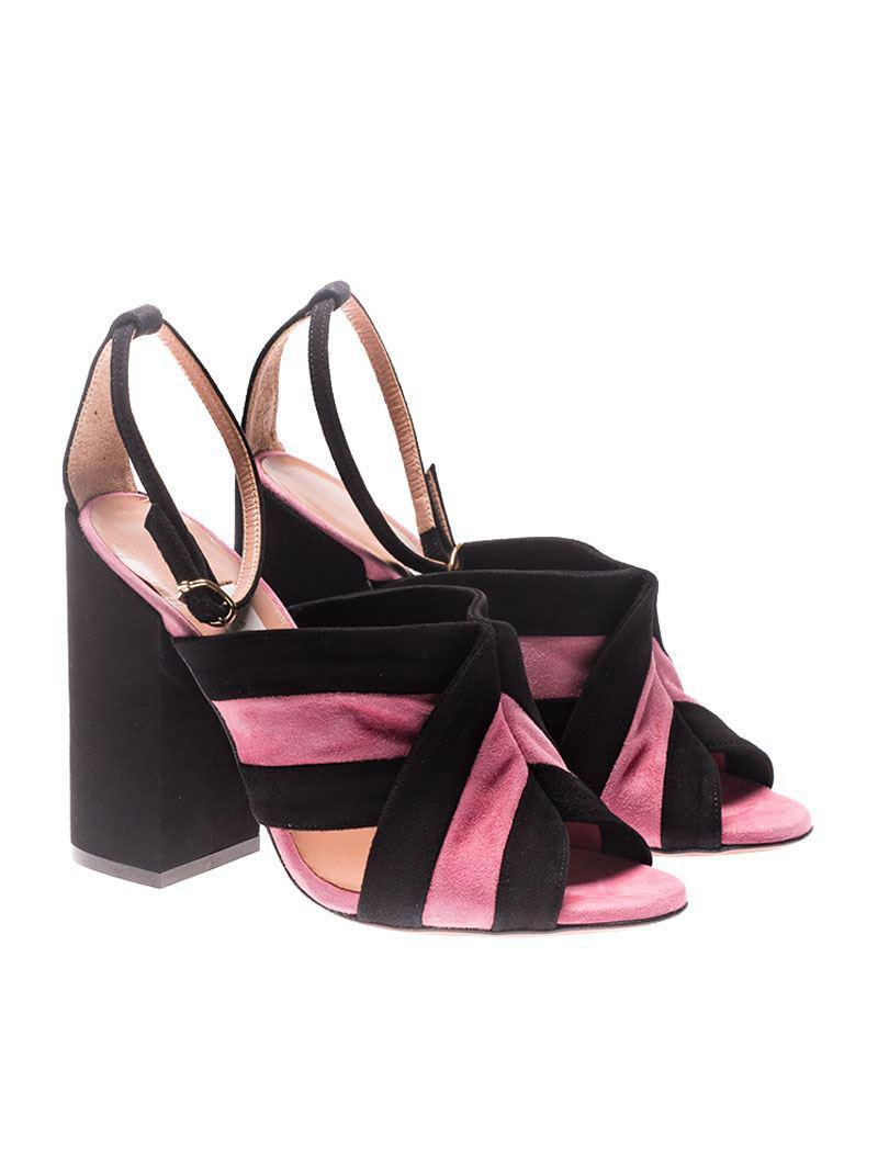 Pink Braided Sandals L'autre Chose neloYKmL