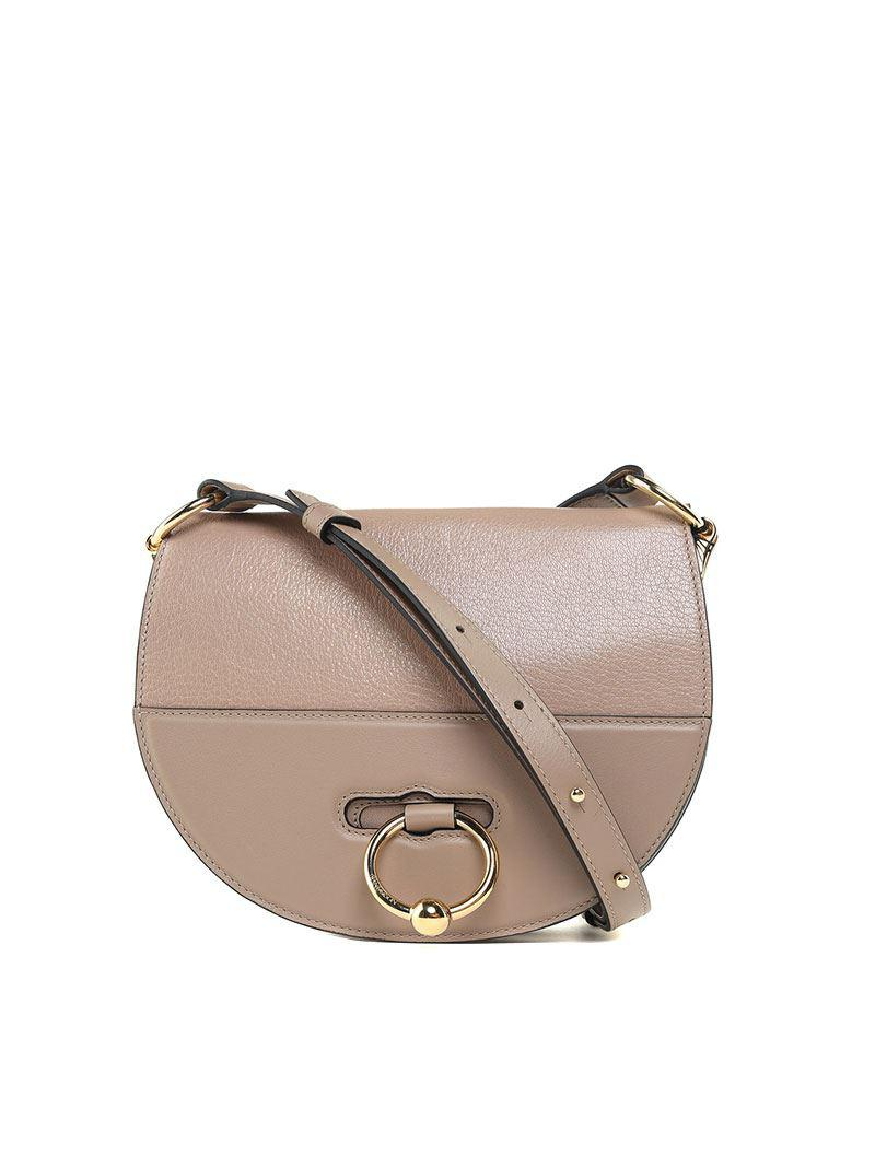 Lyst - J.W. Anderson Beige Latch Shoulder Bag in Natural 5afd8d2092284