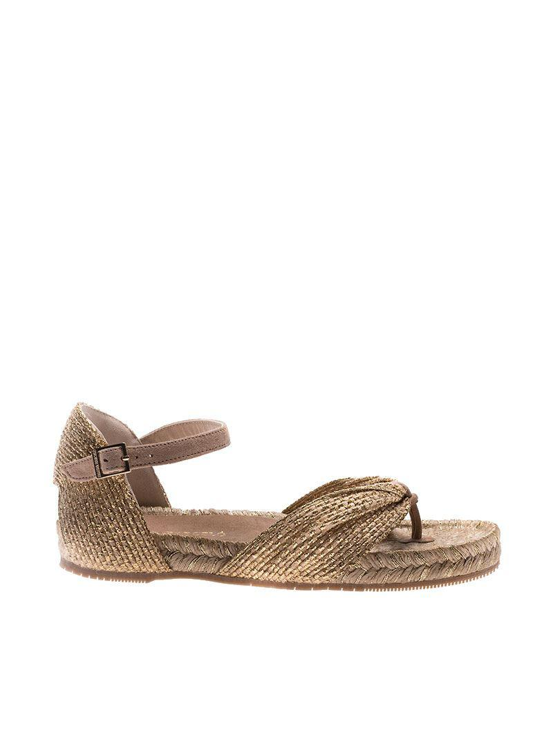 Free Shipping Recommend Golden Clinopodio flip flop sandals Paloma Barceló Cheapest Price Cheap Price Good Selling Free Shipping Cheap Price 489vdt