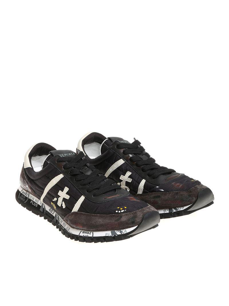 Brown Sean sneakers Premiata 1iOw4JV
