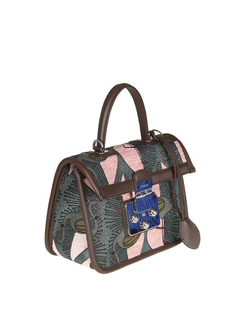 Furla Fenice bag in shades of blue LxczW